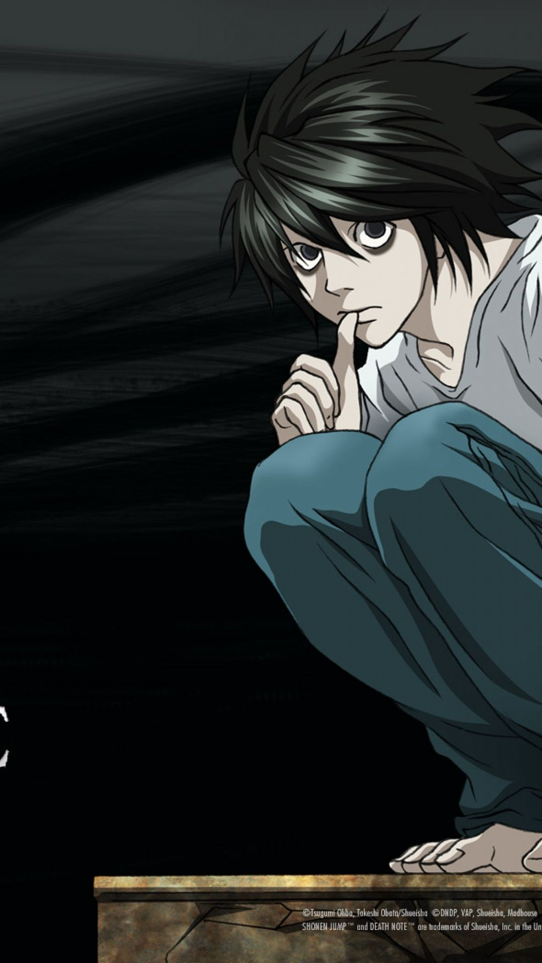 1080p Wallpapers Death Note L Posted By Ethan Thompson