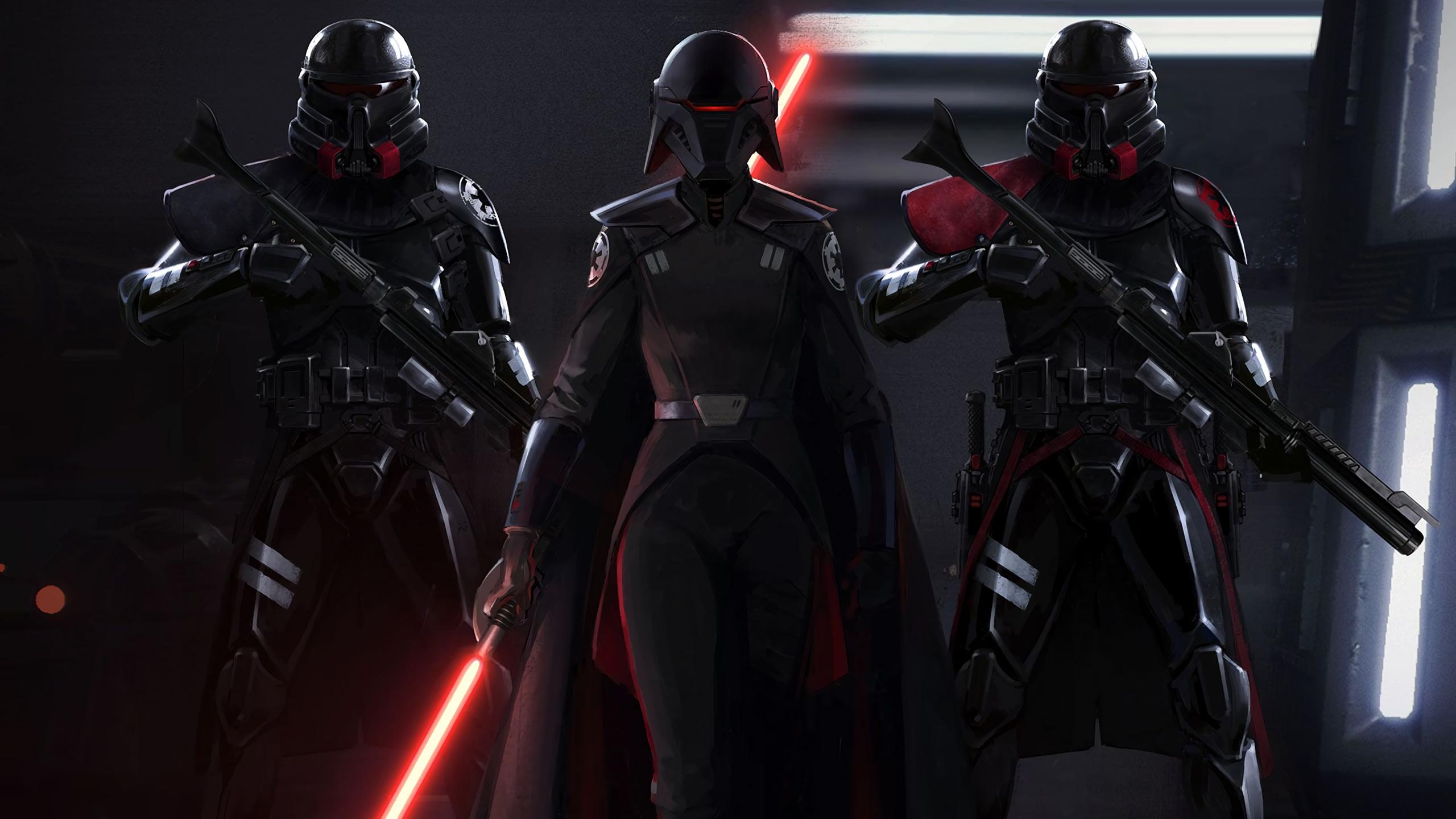 2560x1440 Star Wars Jedi Fallen Order 4K 1440P Resolution