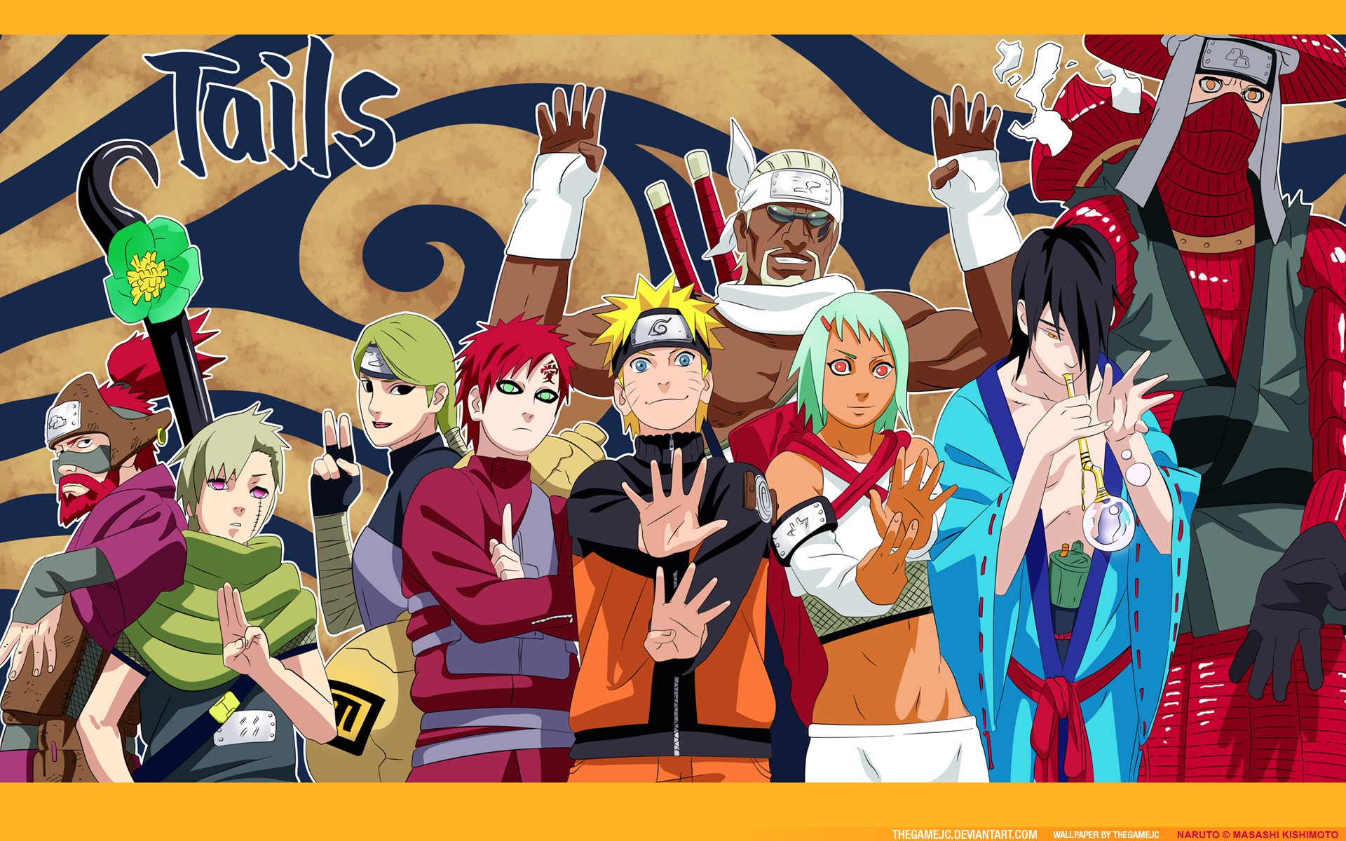 Best 53 Jinjuriki Wallpaper on HipWallpaper Tailed Beast