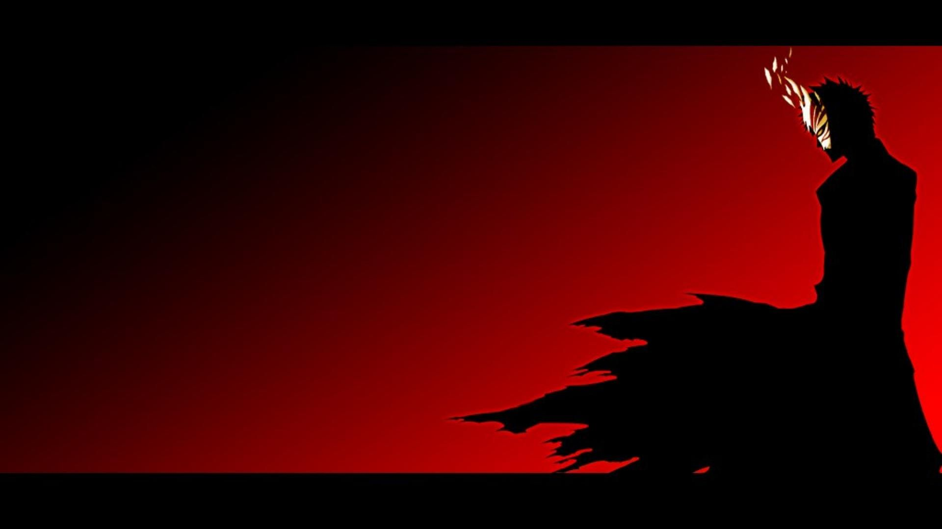 Dark Red Anime Wallpapers Top Free Dark Red Anime