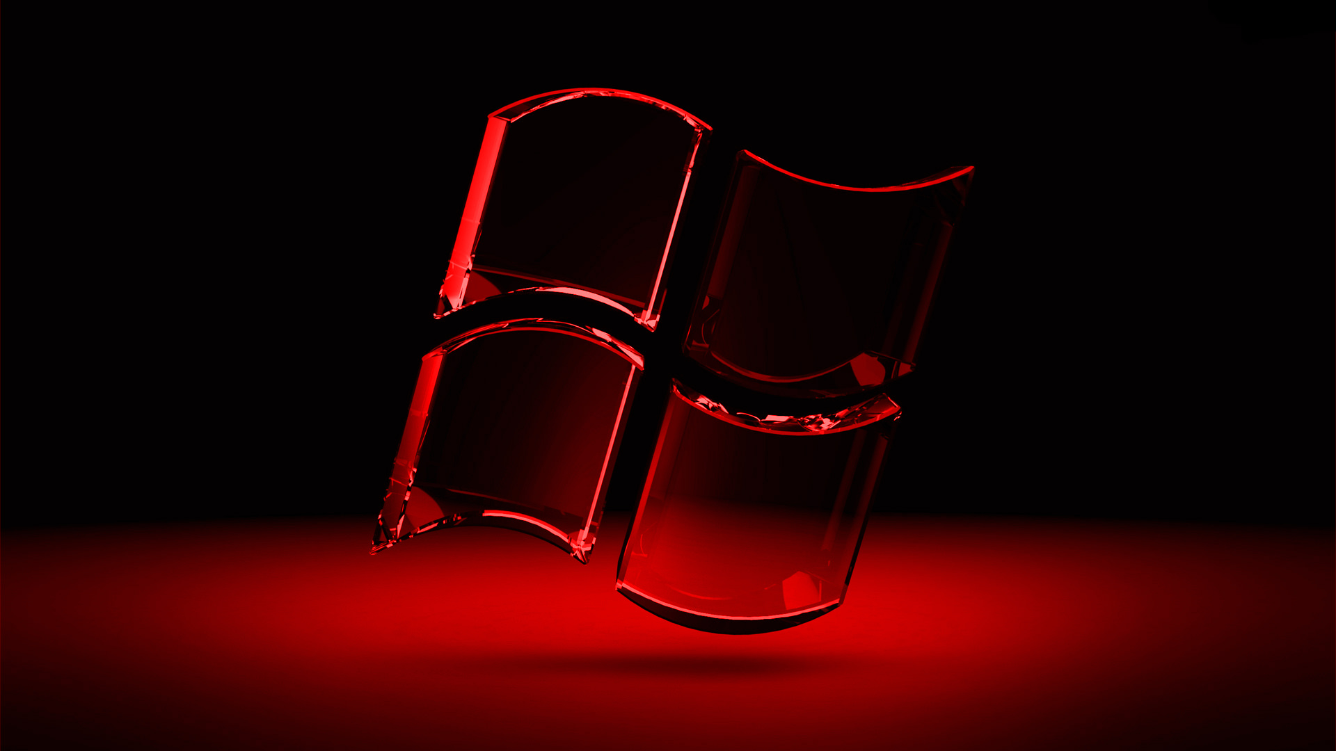 Red Windows Wallpapers Top Free Red Windows Backgrounds