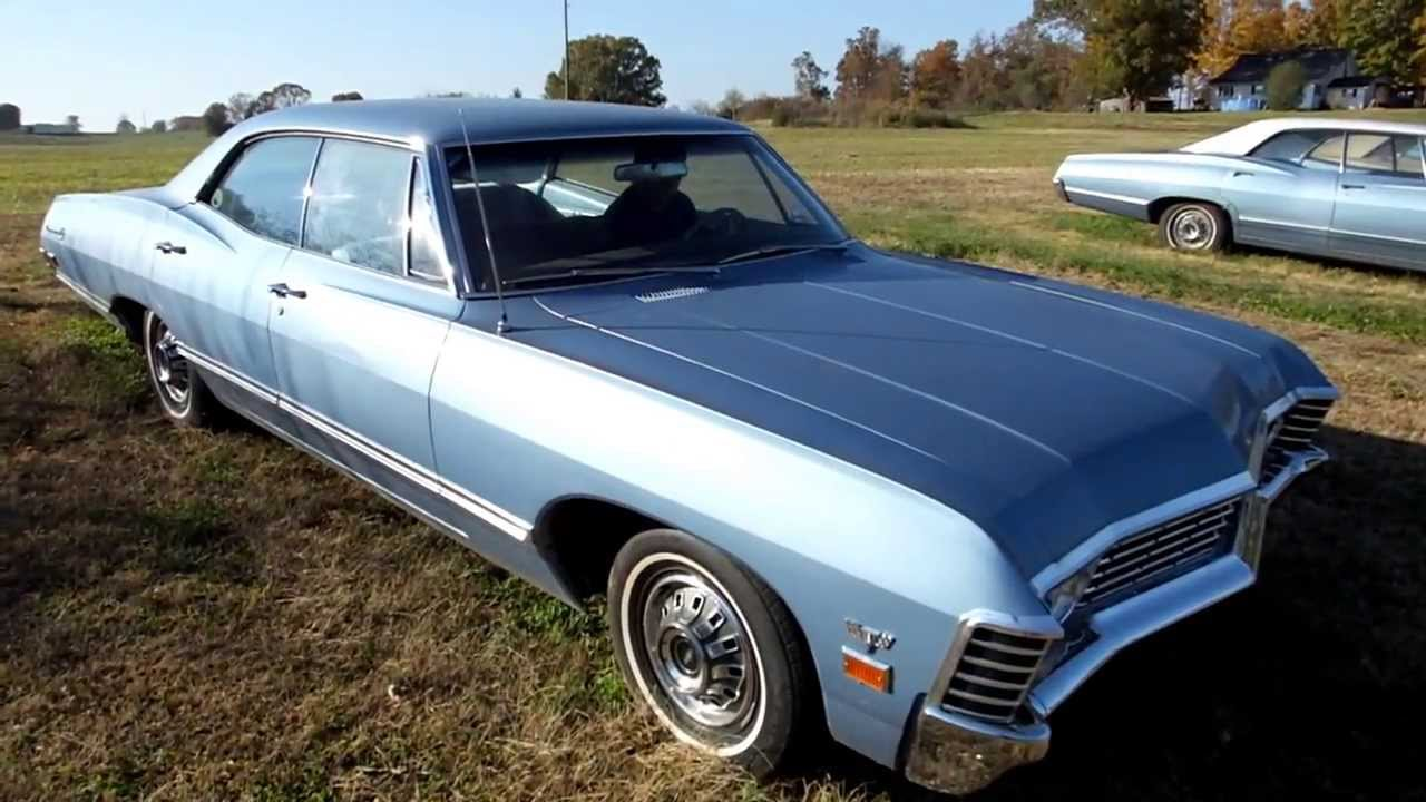 1967 Black Chevy Impala 4 Door For Sale Posted By Ethan Mercado