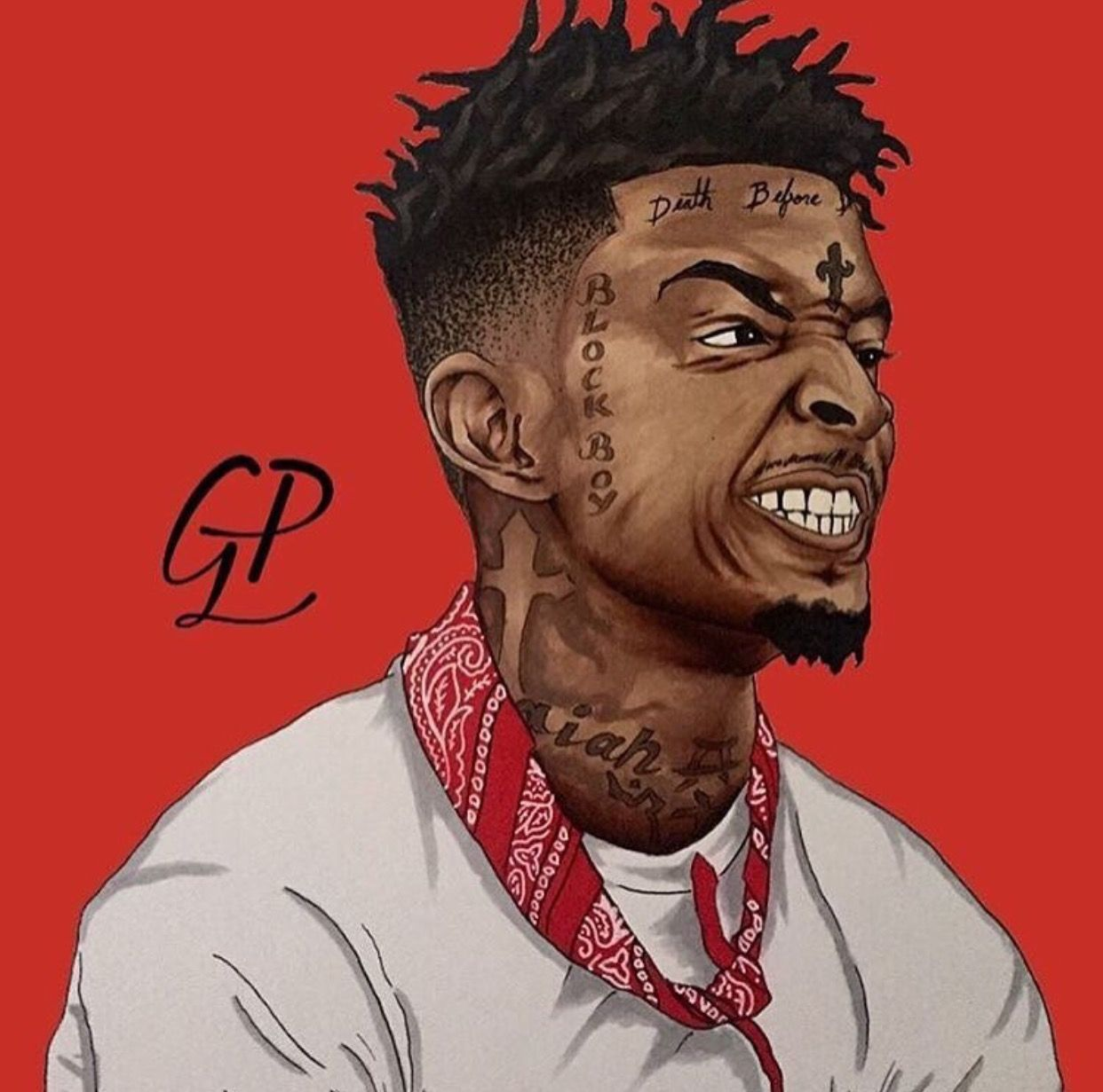 21 savage cartoon wallpaper posted by samantha mercado 21 savage cartoon wallpaper posted by