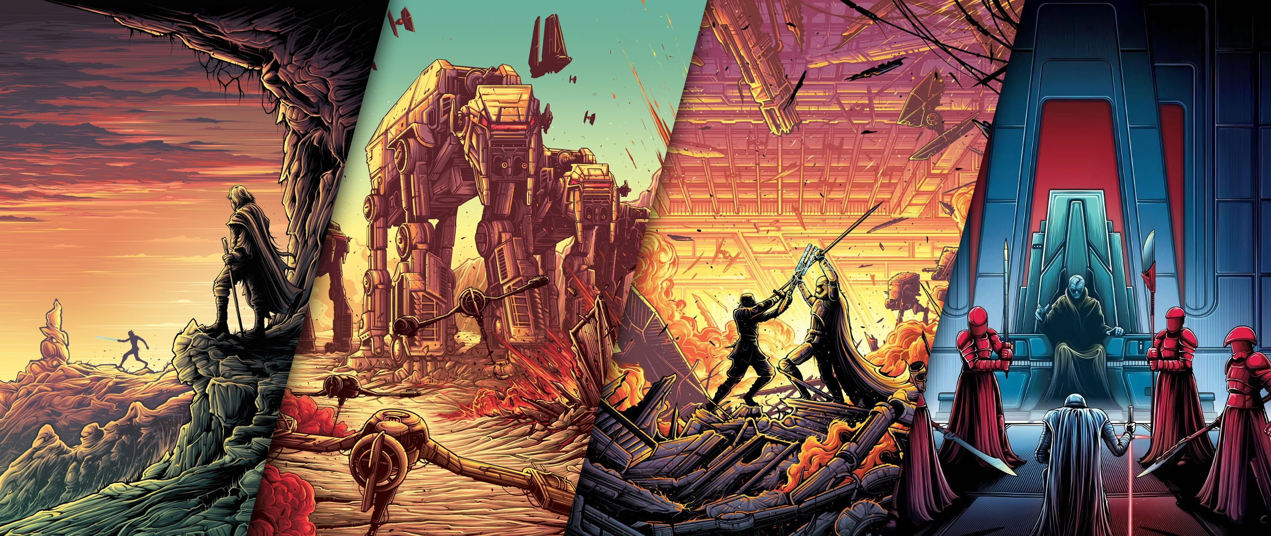 2560x1080 Wallpaper Star Wars Posted By Samantha Peltier