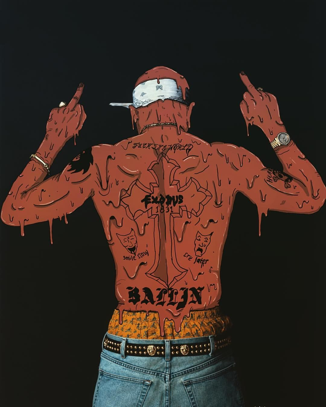 2pac Wallpapers For Iphone Posted By Christopher Peltier