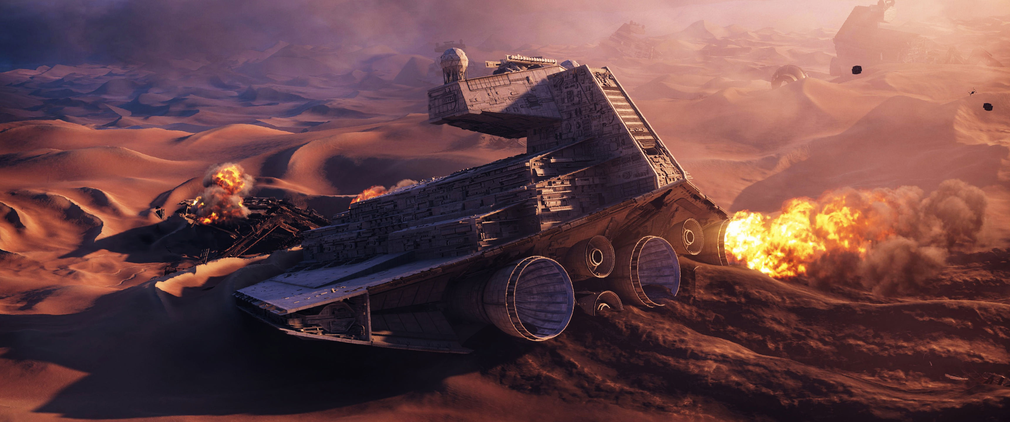 3440x1440 Wallpaper Star Wars Posted By Michelle Johnson
