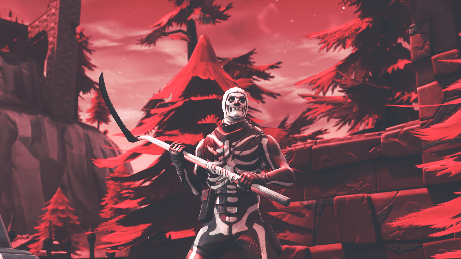 4k Fortnite Wallpaper Posted By Michelle Mercado