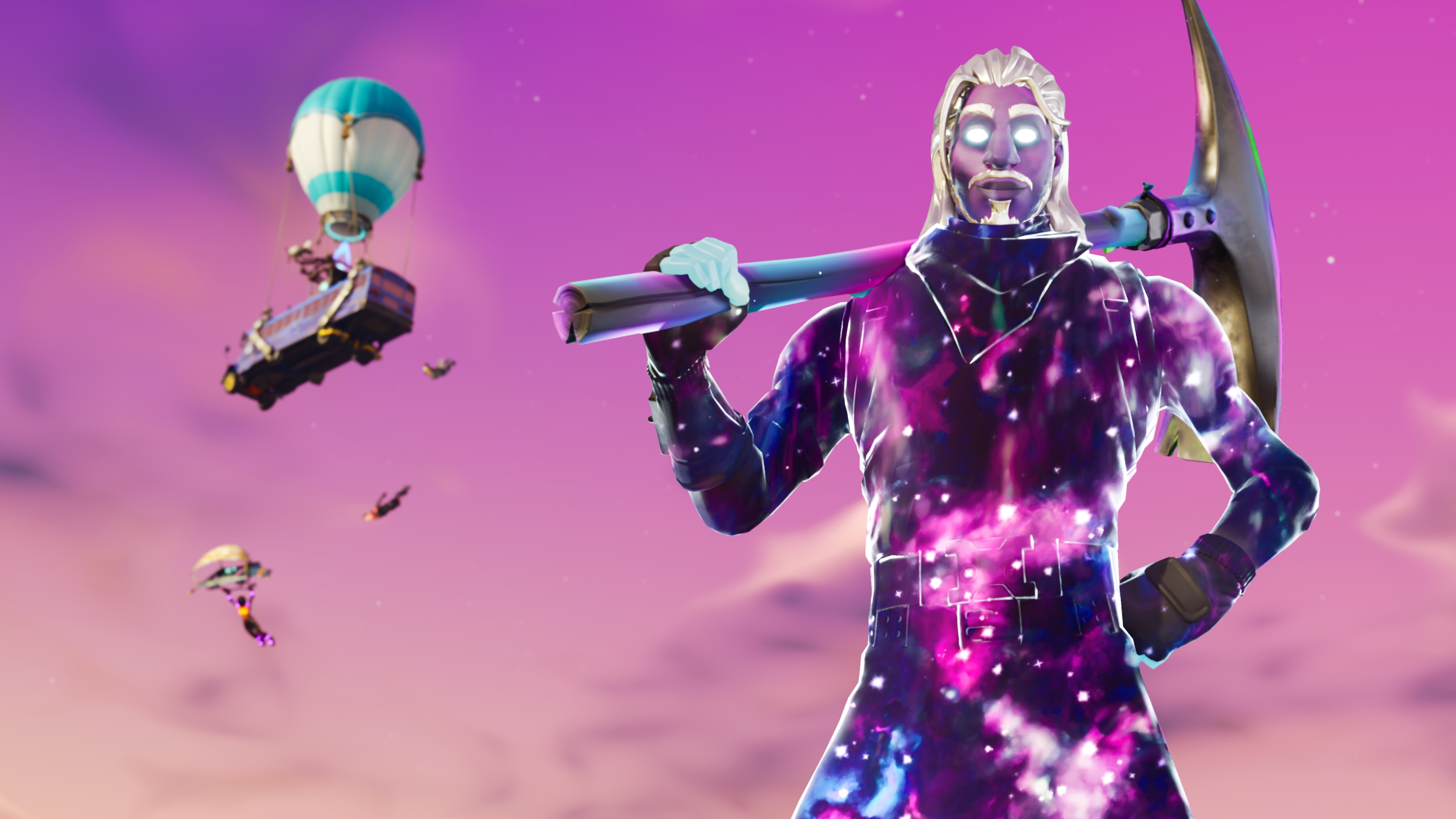 4k Fortnite Wallpapers Posted By Christopher Tremblay
