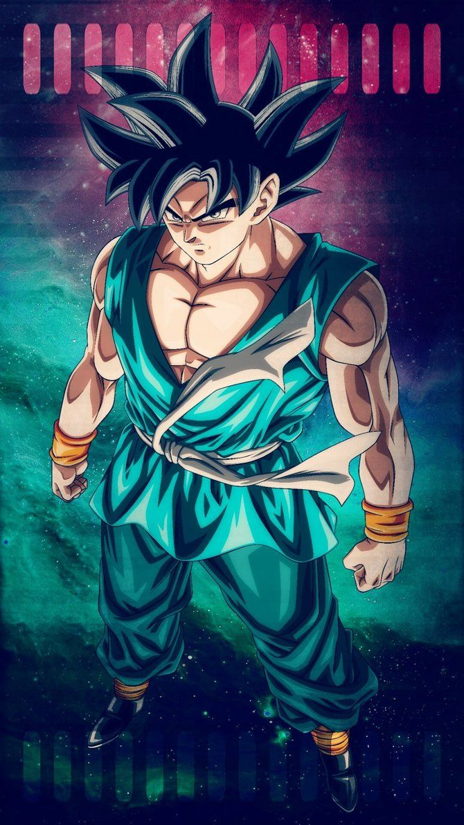 4k Goku Wallpaper Posted By John Simpson