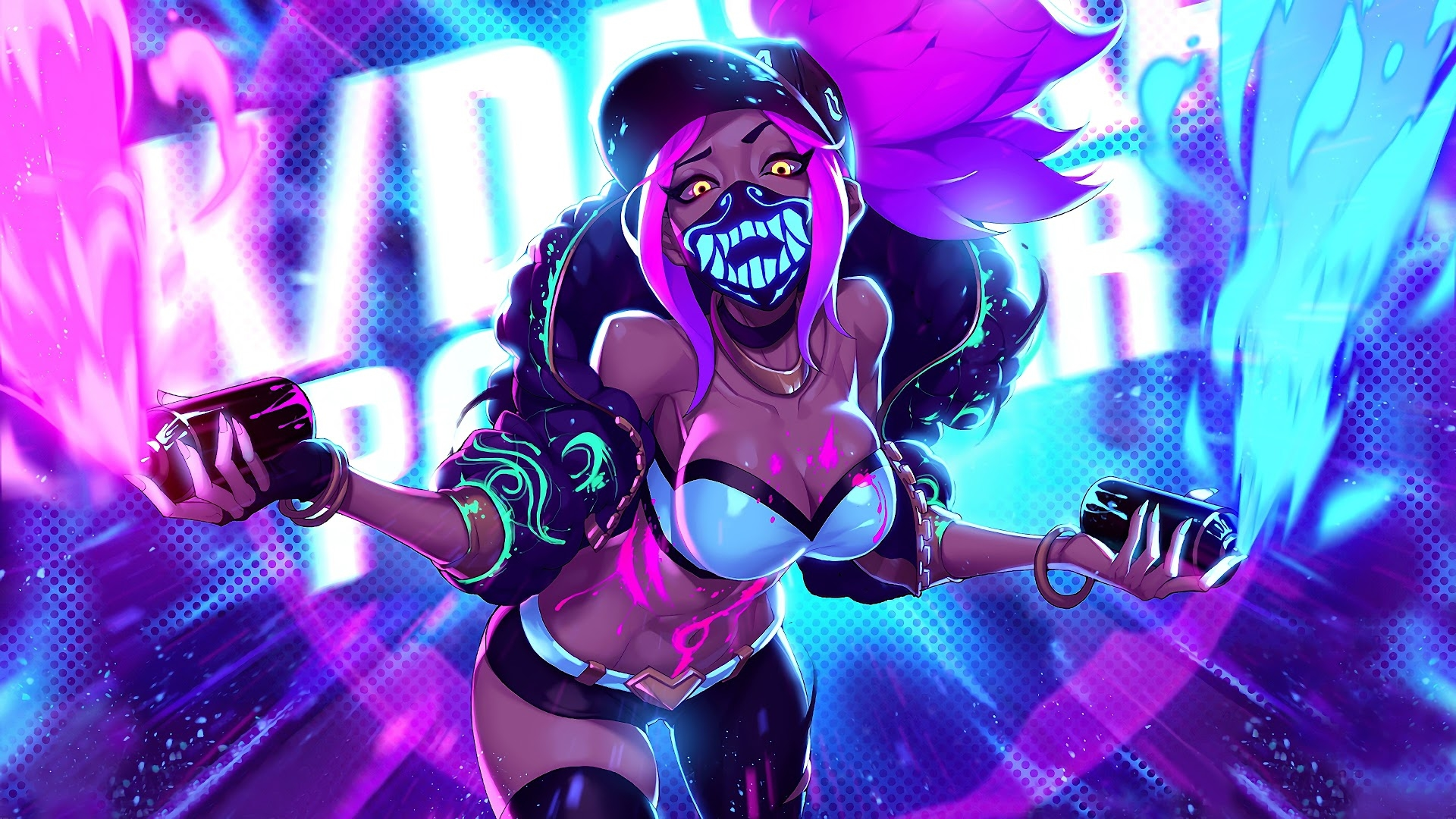 4k League Of Legends Wallpapers Posted By Samantha Cunningham