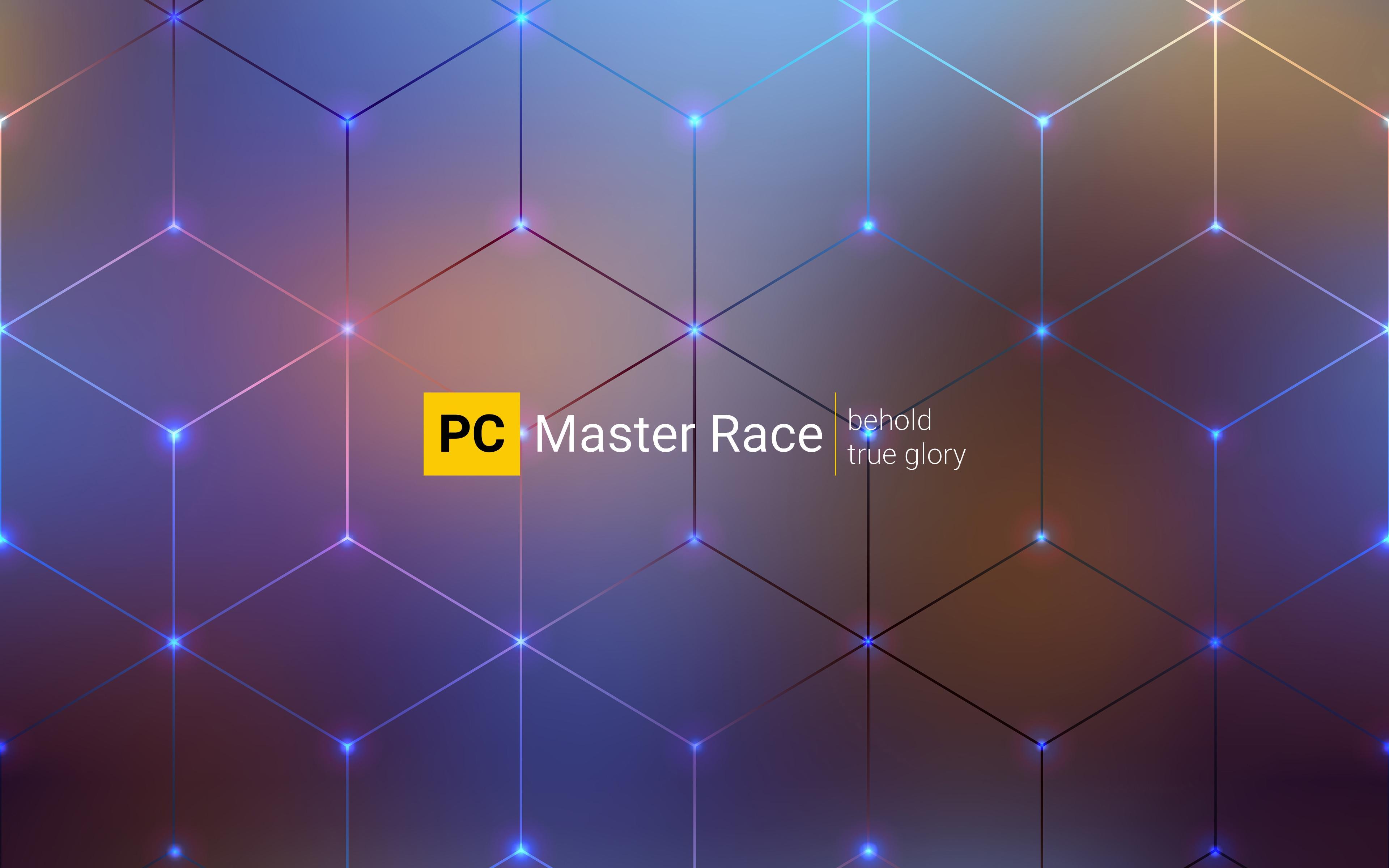 4k Pc Master Race Wallpaper Posted By Zoey Peltier