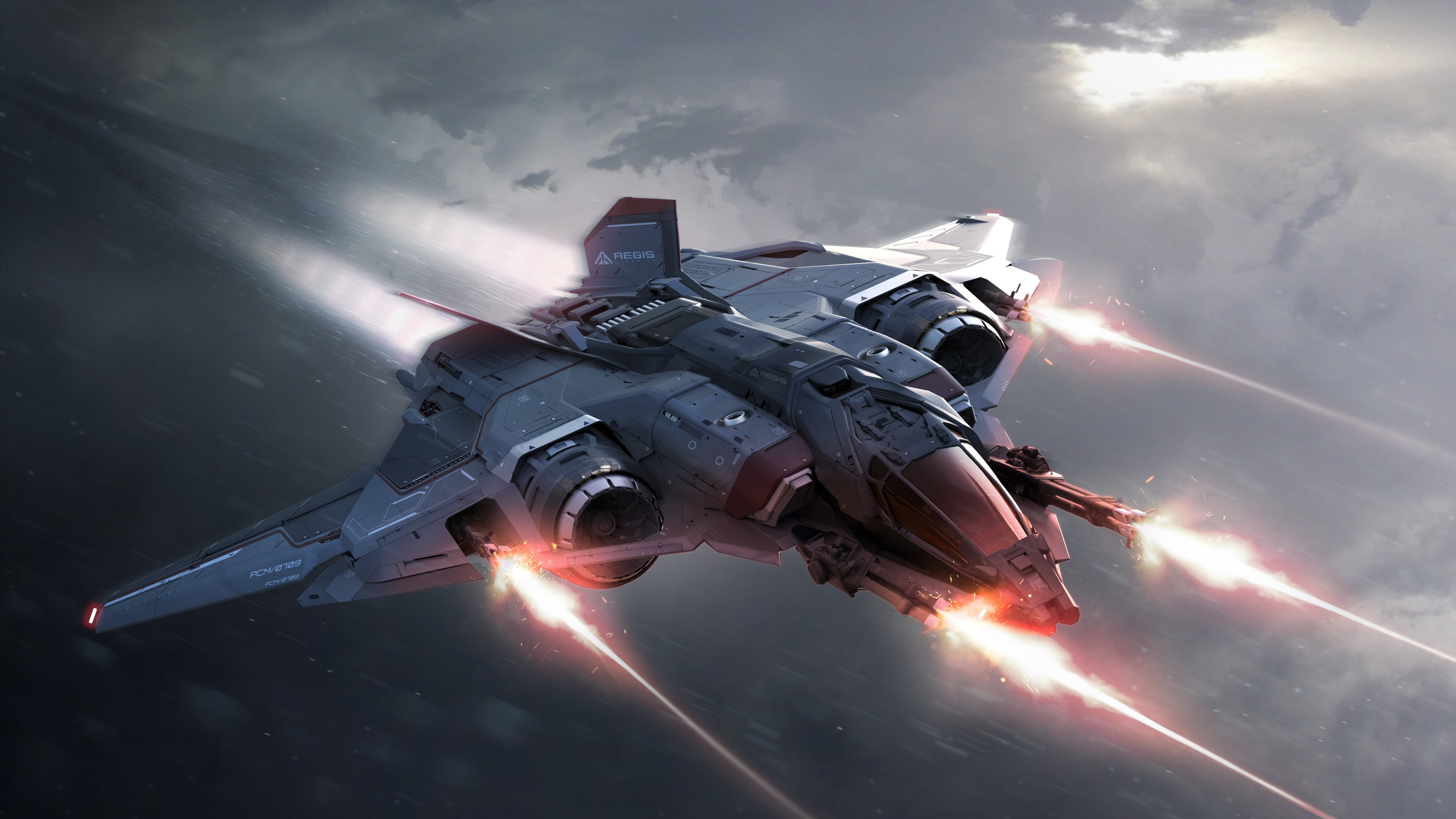 4k Spaceship Wallpaper Posted By John Peltier