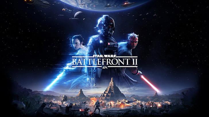 HD wallpaper star wars battlefront 2 4k background hd