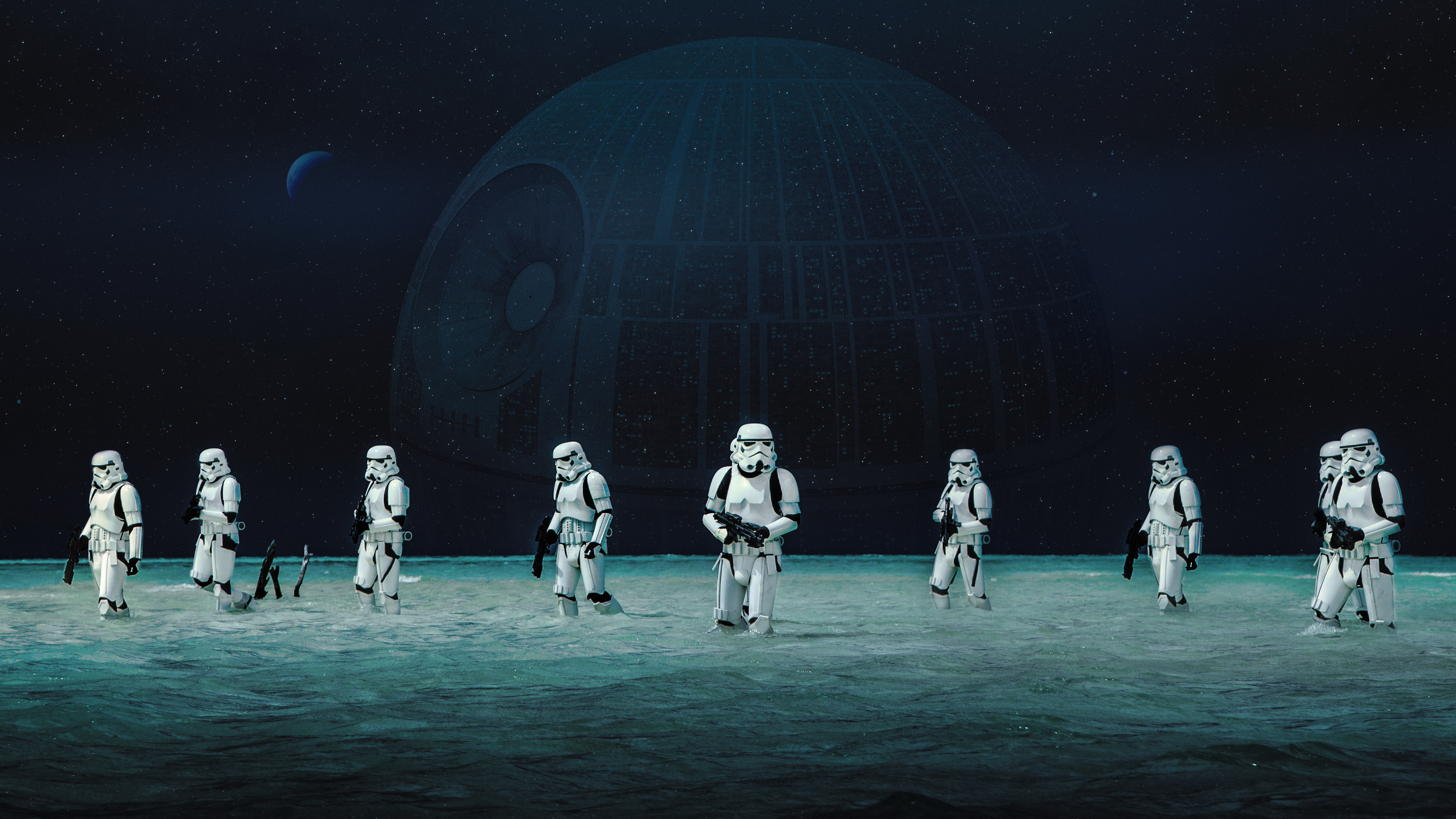 4k Star Wars Backgrounds Posted By Ryan Anderson