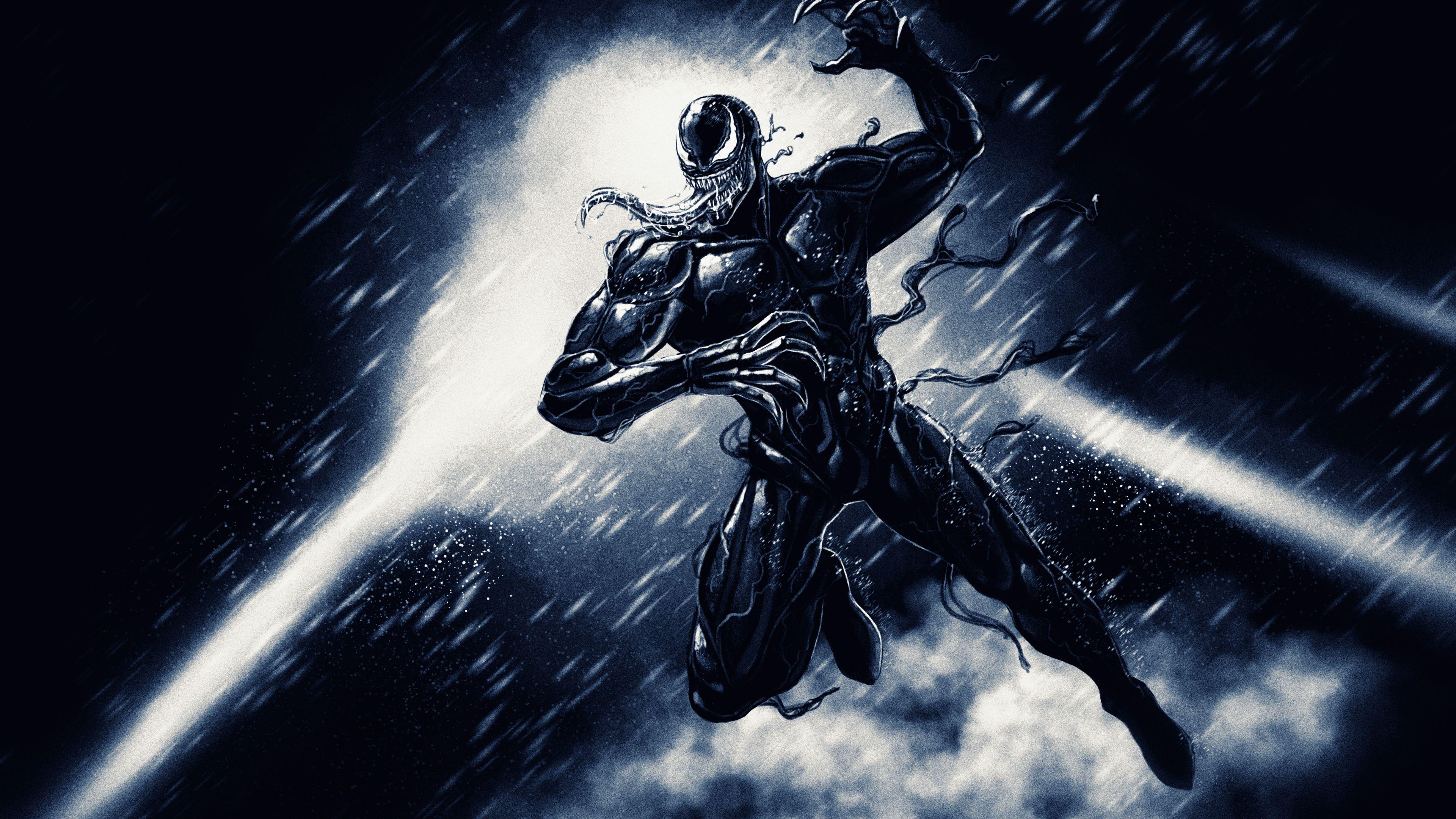 4k Venom Wallpaper Posted By Samantha Johnson