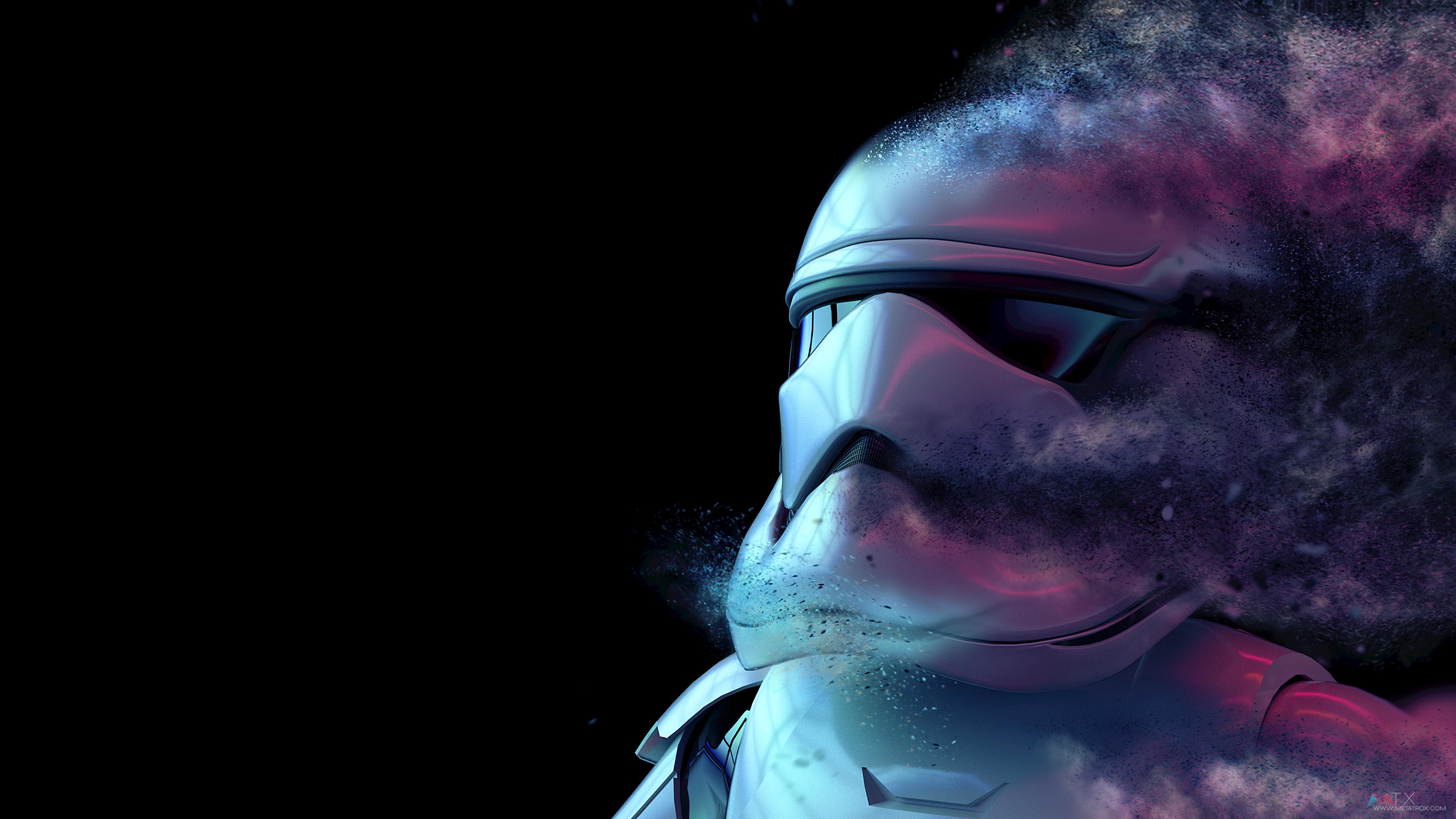 4K Storm Trooper Wallpaper StarWars
