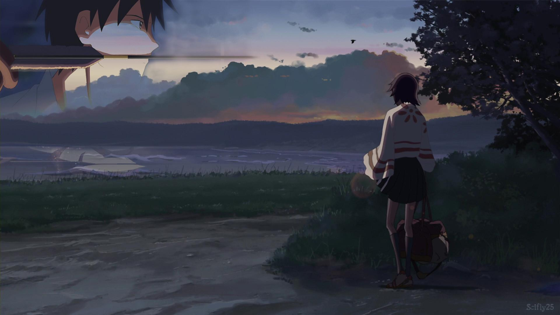 5 Centimeters Per Second Wallpaper Hd Posted By Michelle Anderson