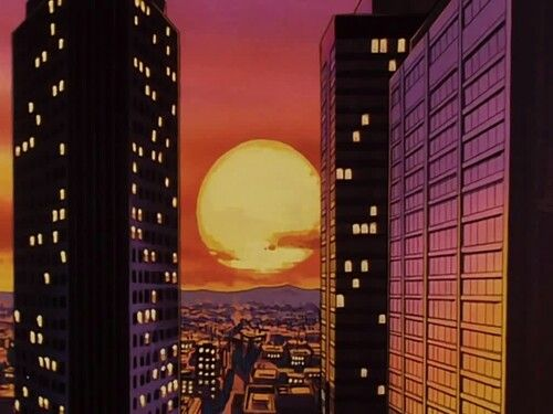 80s Anime Background Posted By John Peltier