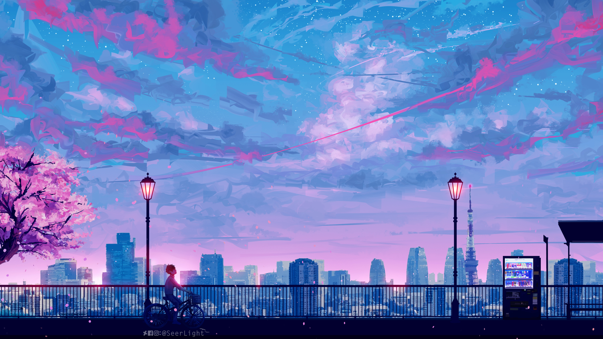 90s Anime Aesthetic Background Posted By John Walker