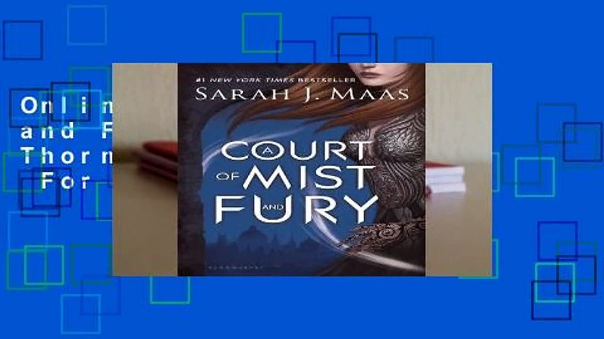 A Court Of Mist And Fury Wallpapers Posted By Samantha Simpson