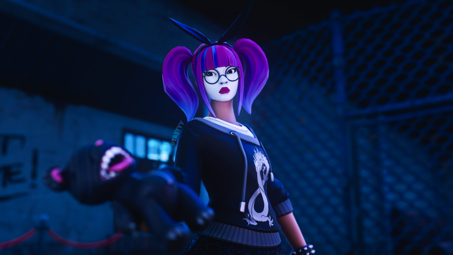 Absolute Zero Fortnite Wallpapers Posted By John Simpson