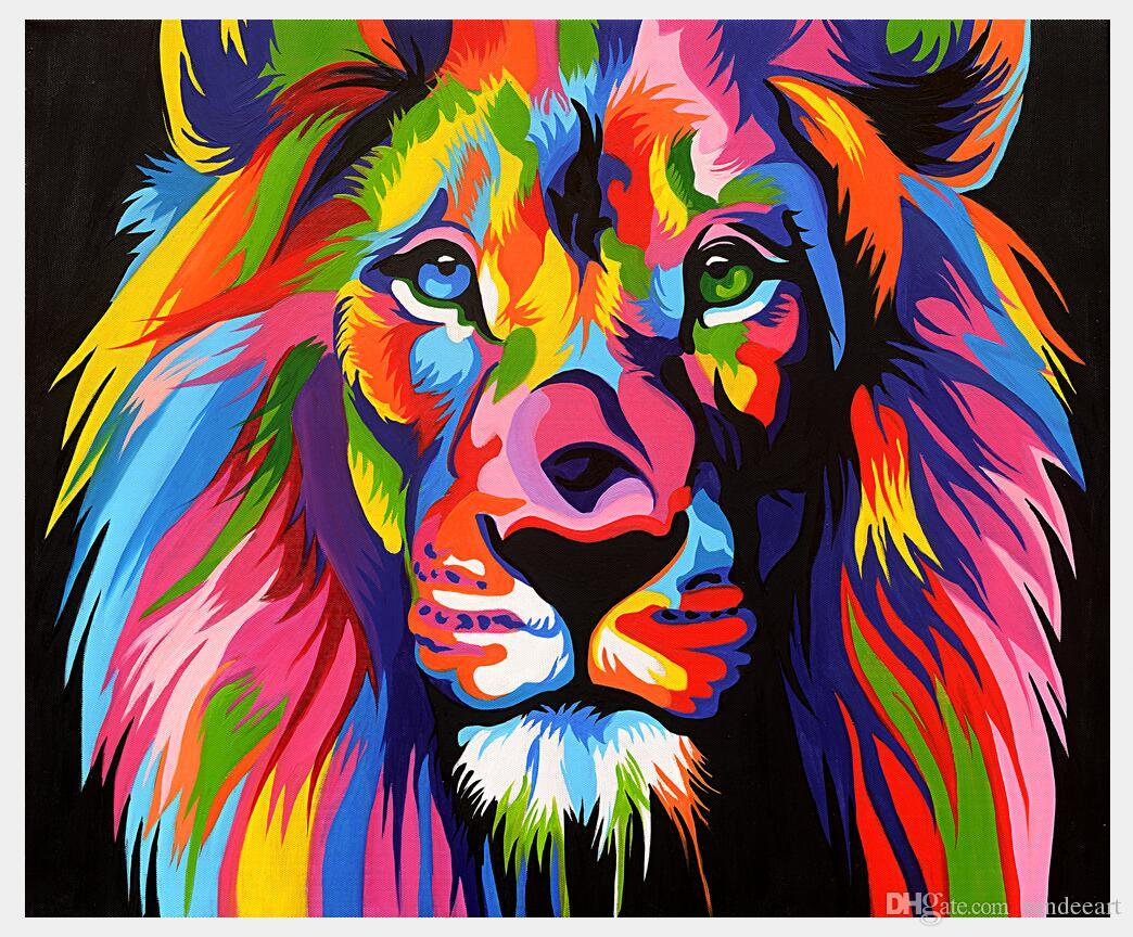 Abstract Lion Wallpaper Posted By Ryan Peltier