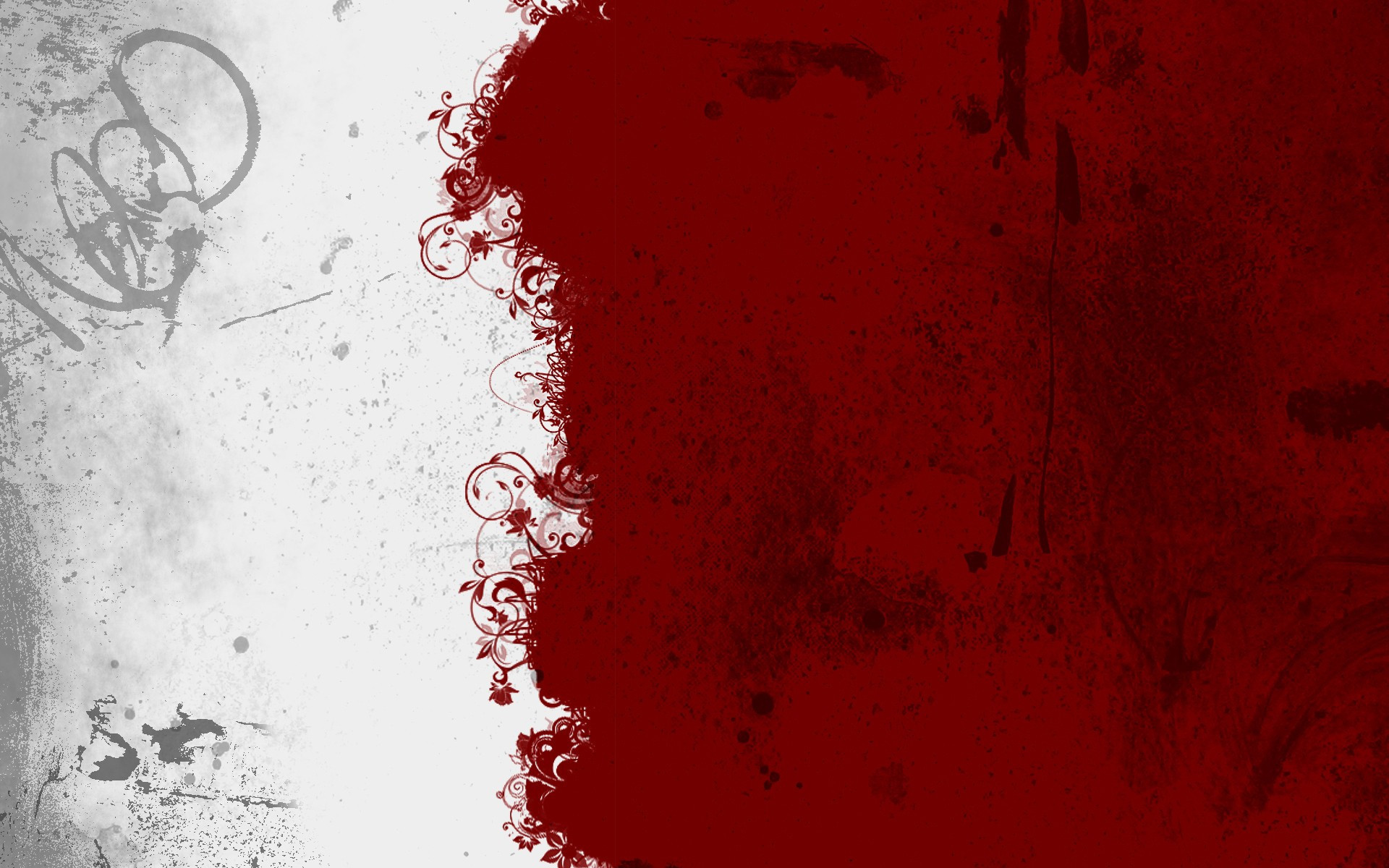Abstract White And Red Wallpapers Posted By Ryan Cunningham