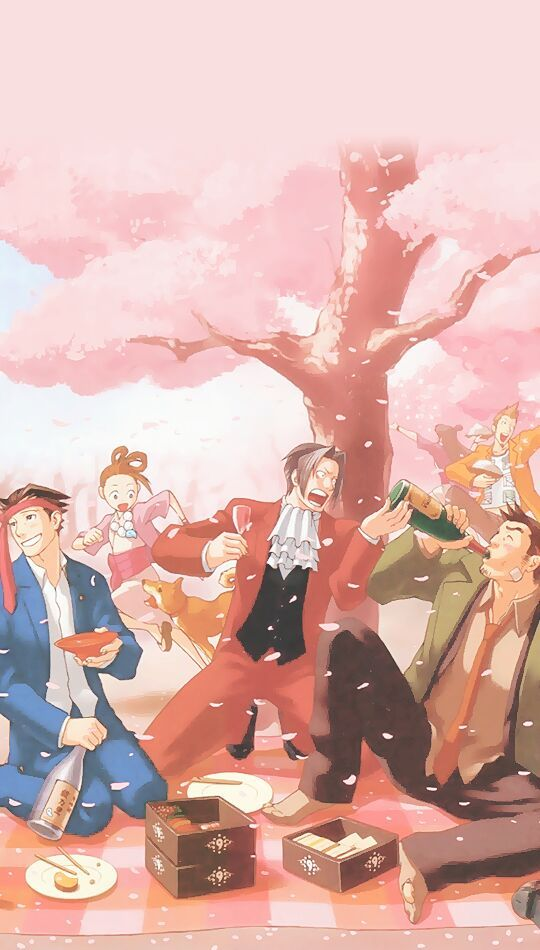 Ace Attorney Backgrounds Posted By Samantha Cunningham