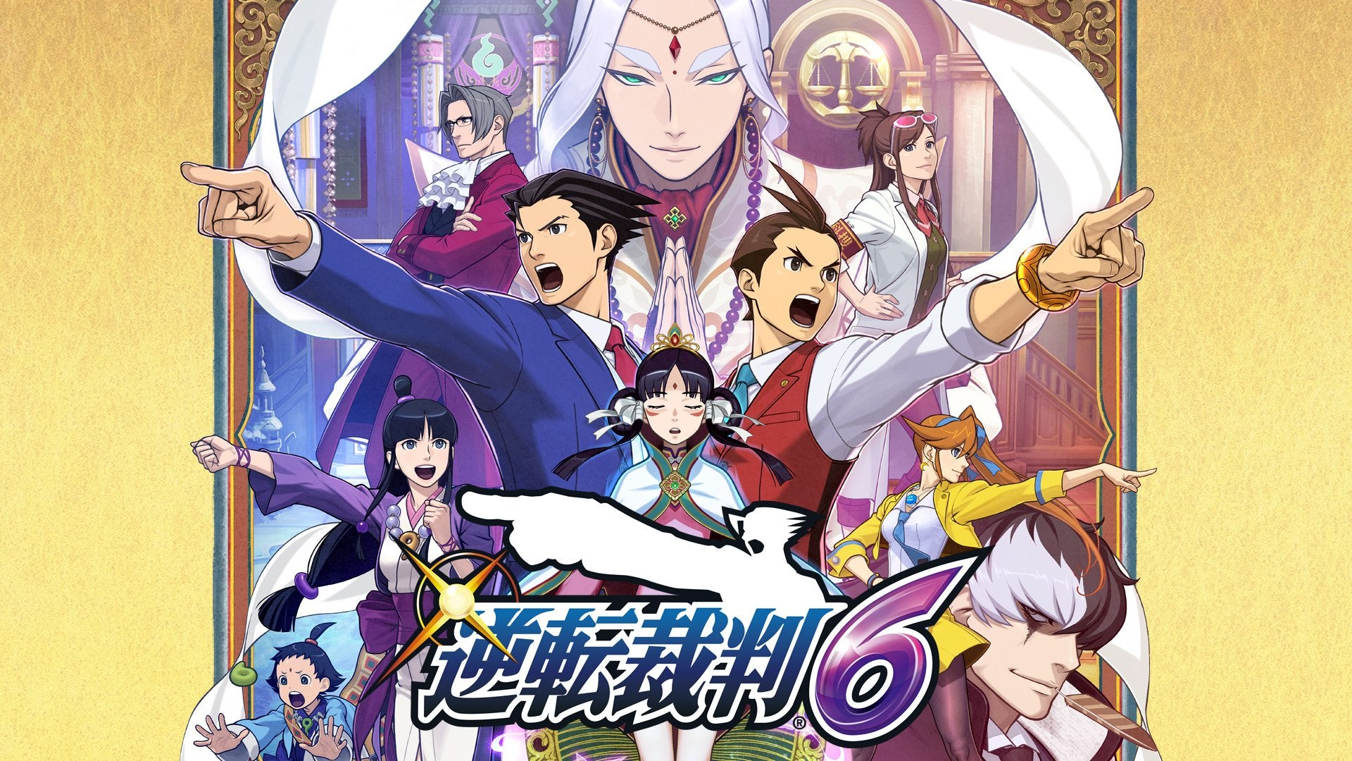 phoenix wright ace attorney wallpaper