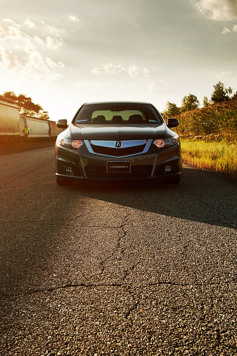 Acura Tsx Wallpapers Posted By Christopher Simpson
