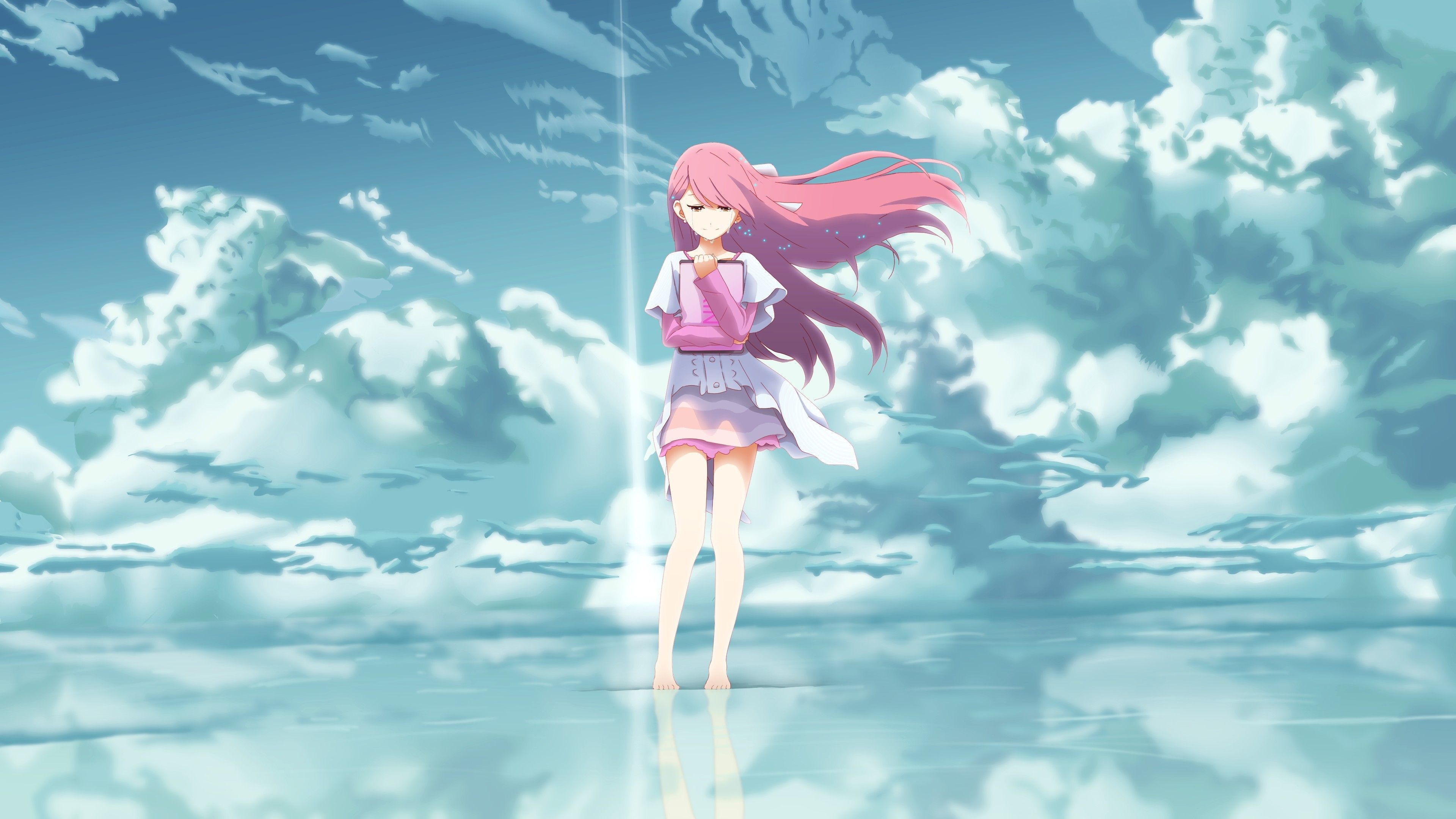 Aesthetic Anime Backgrounds Posted By John Peltier