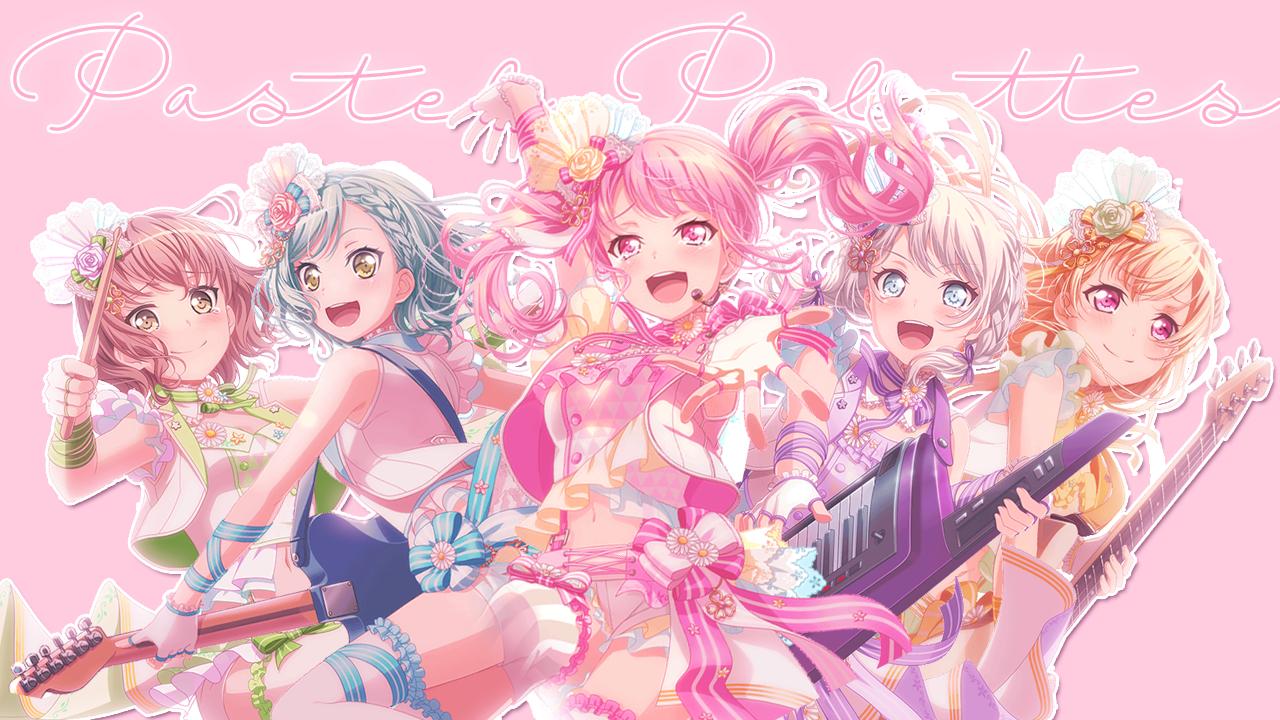Stunning Pastel Anime Girl Wallpaper images For Free