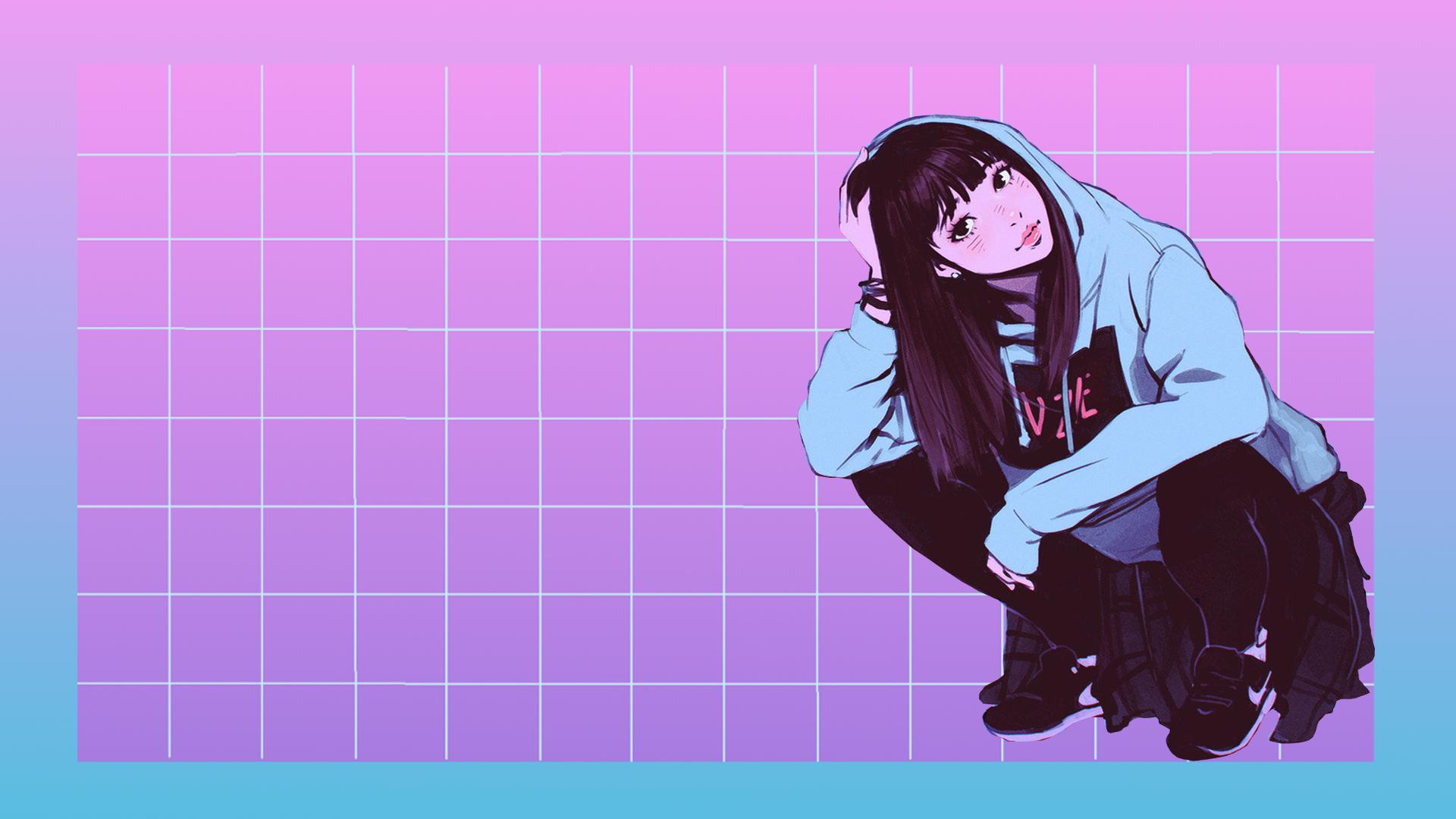 Aesthetic Anime Wallpaper Pc Hd Allwallpaper