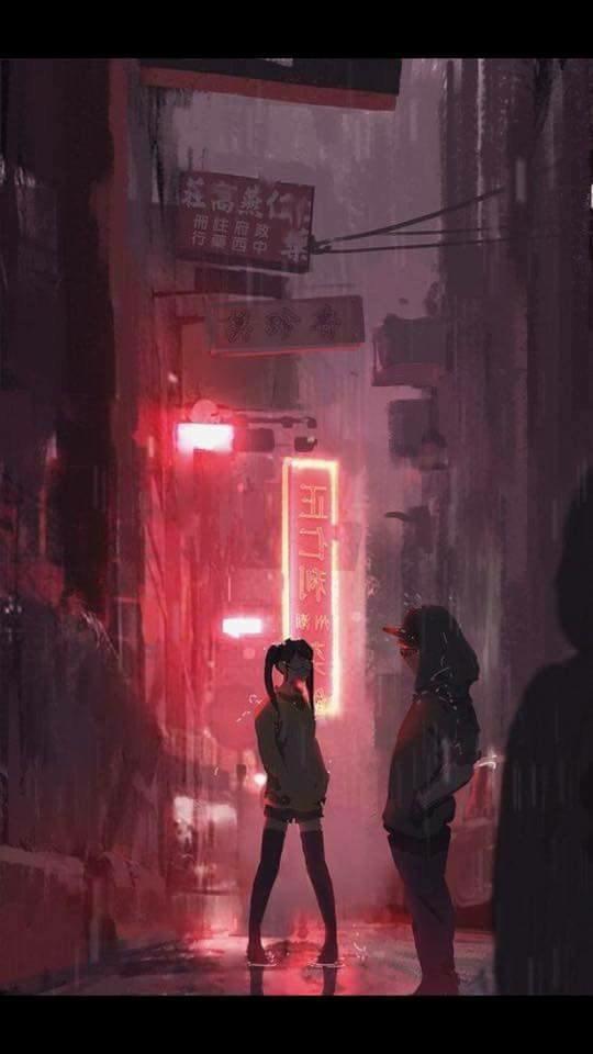 Aesthetic Anime Wallpaper Desktop Posted By Michelle Peltier