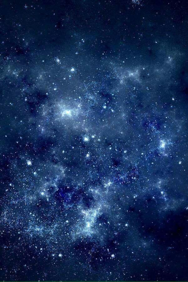 Galaxy Blue in 2019 Aesthetic galaxy Galaxy wallpaper
