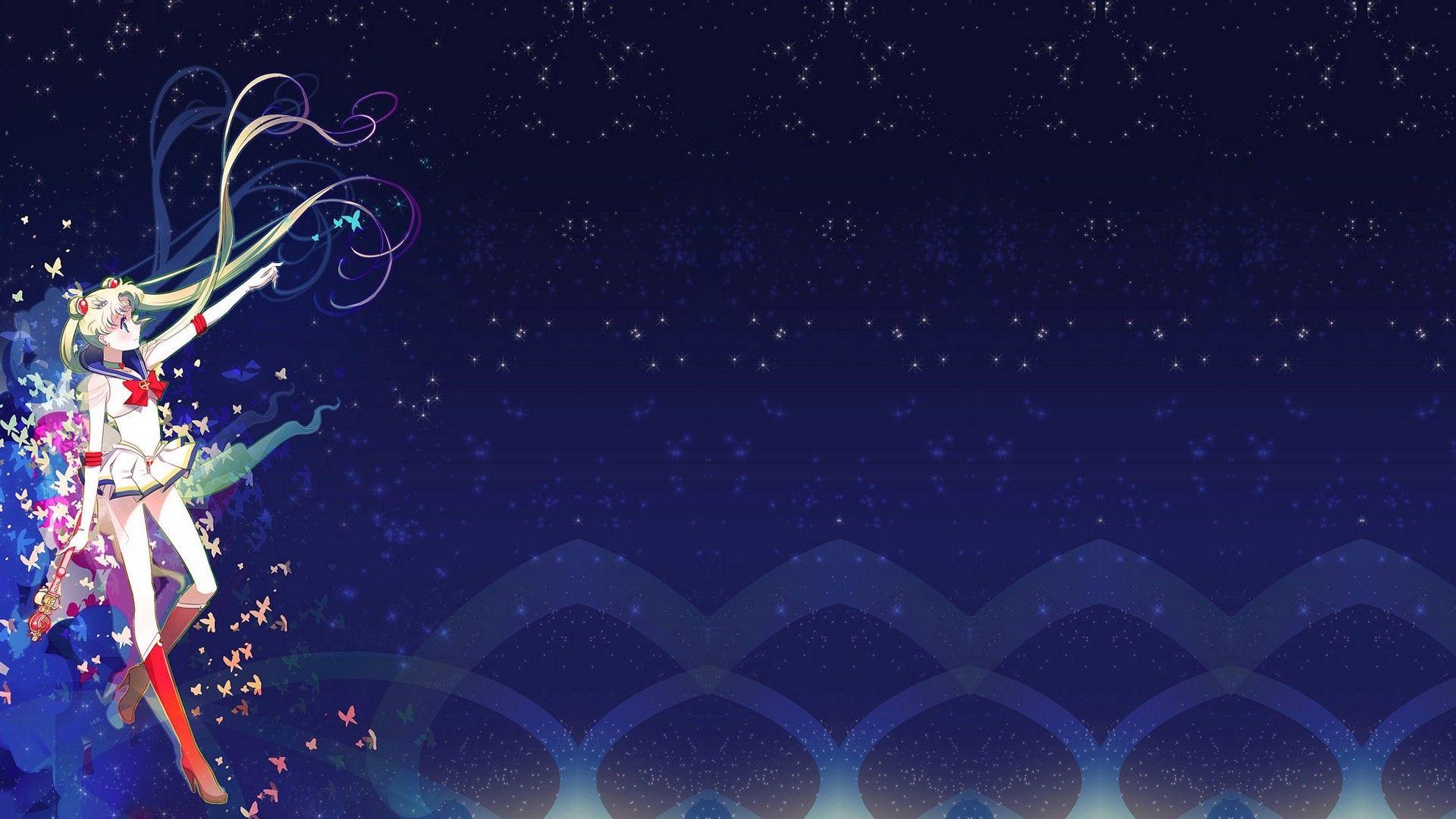 Sailor Moon Aesthetic Desktop Wallpapers Desktop Wallpaper