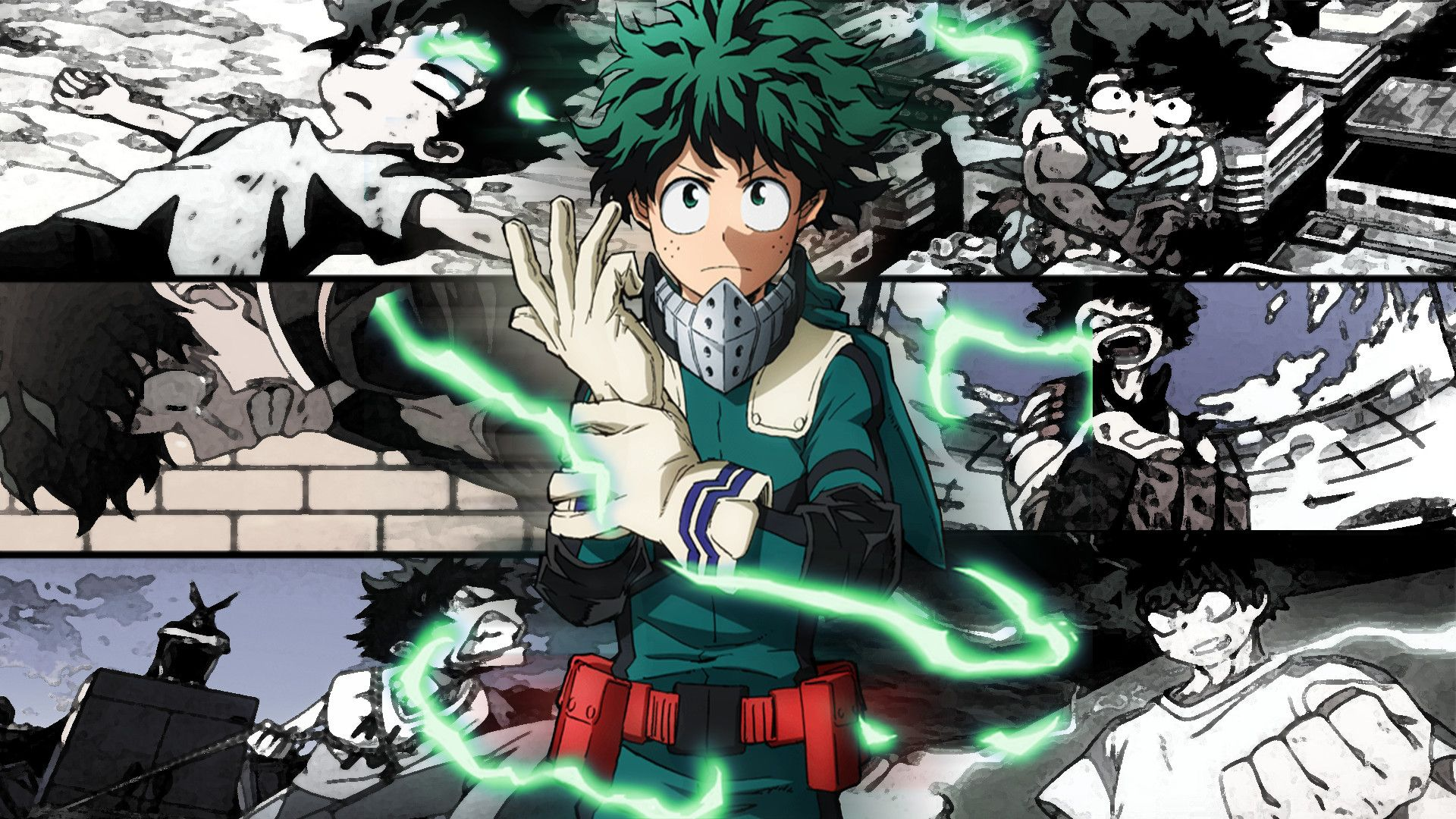 Aesthetic My Hero Academia Wallpapers Posted By Sarah Johnson Tons of awesome anime desktop mha wallpapers to download for free. aesthetic my hero academia wallpapers