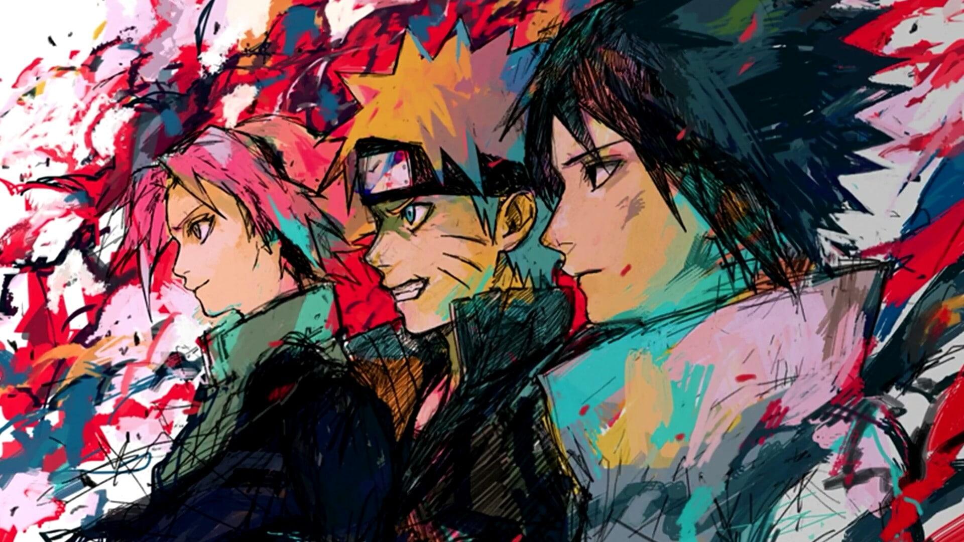 HD wallpaper naruto shippuden ultimate ninja storm 4