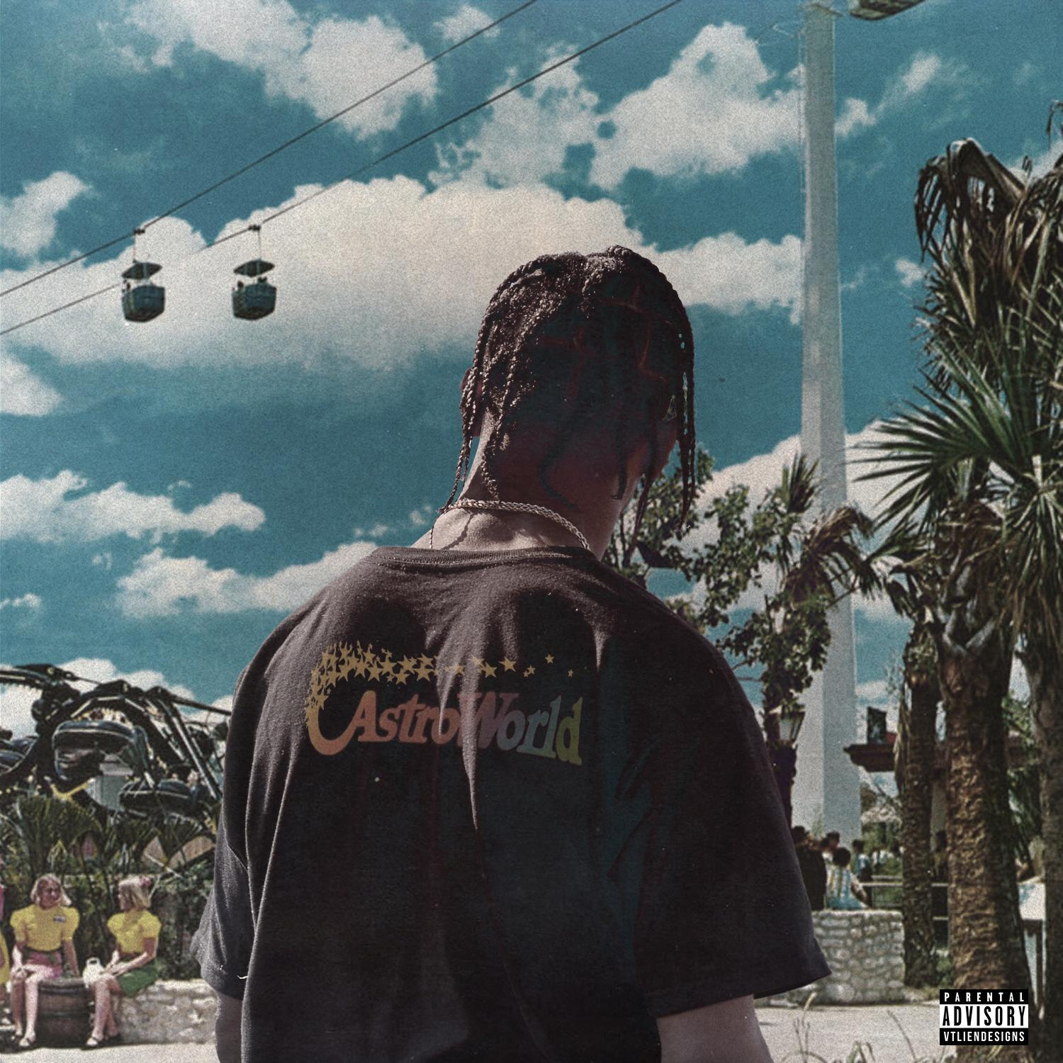 Aesthetic Travis Scott Wallpapers Posted By Samantha Cunningham