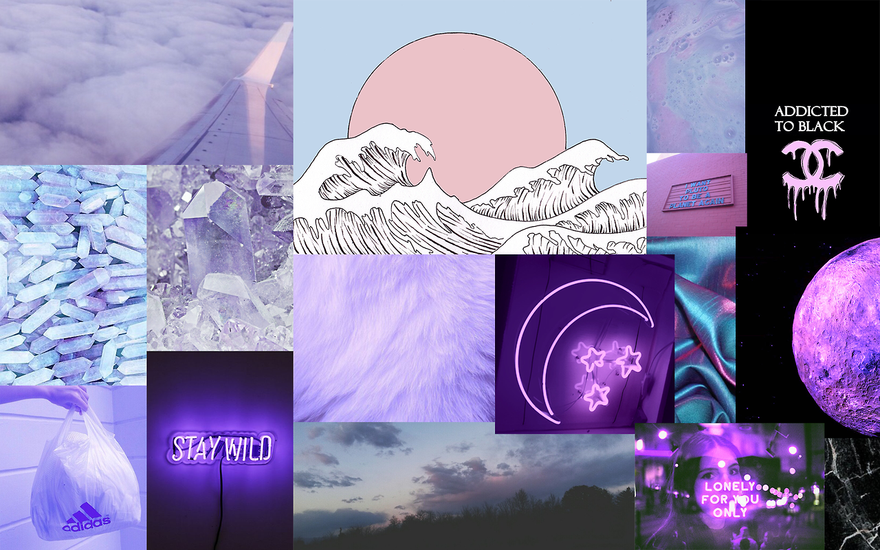 Aesthetic Wallpapers For Laptop Posted By Samantha Thompson