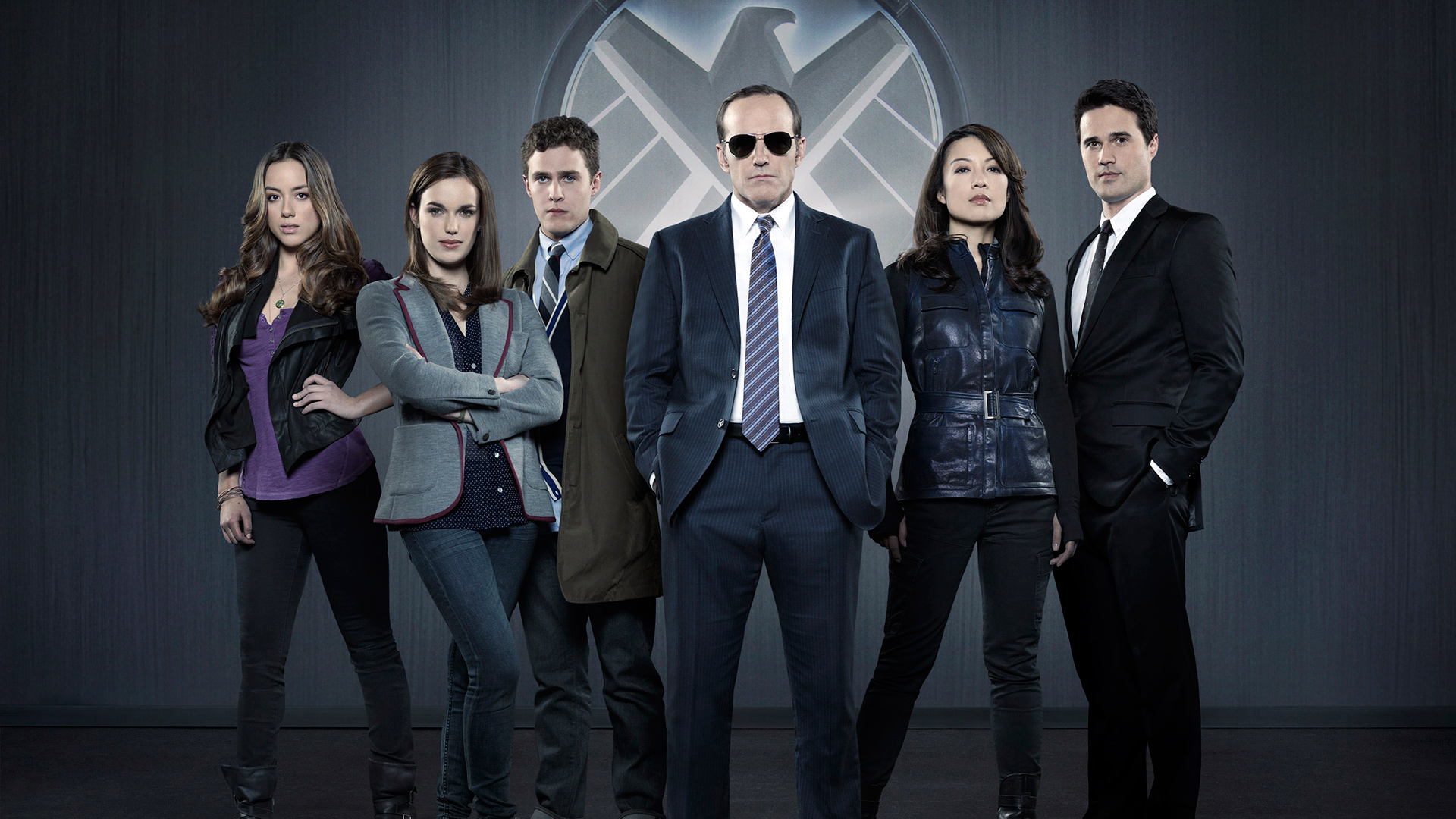 Agents Of Shield Background
