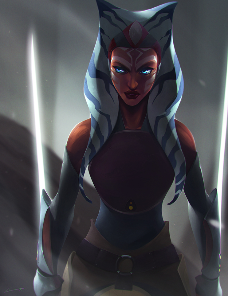 Ahsoka Tano Wallpapers Posted By Ethan Thompson