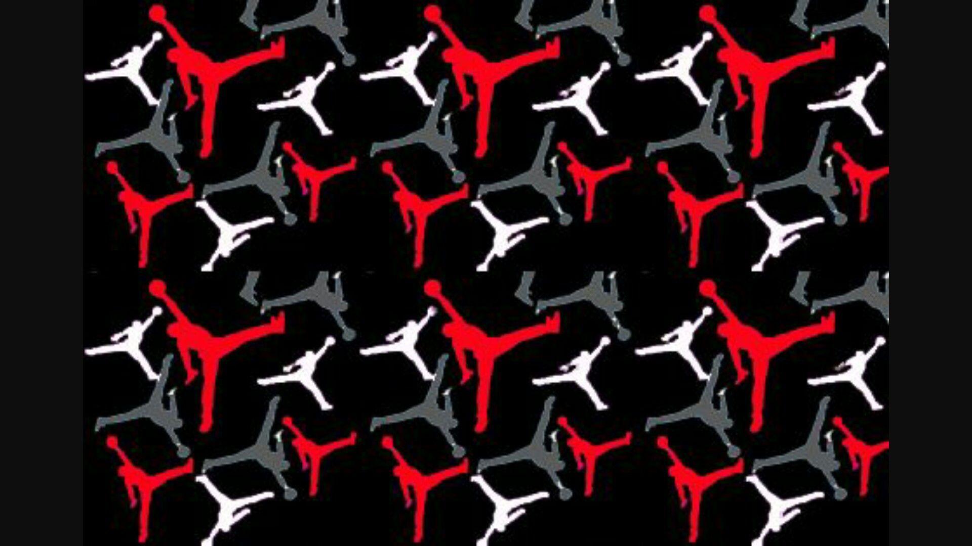 Air Jordan Logo Wallpaper Posted By Samantha Anderson