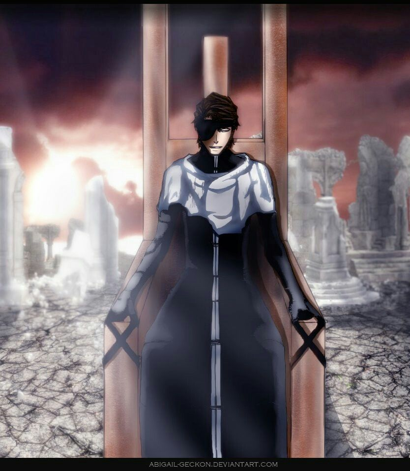 Aizen Wallpaper Posted By Samantha Simpson