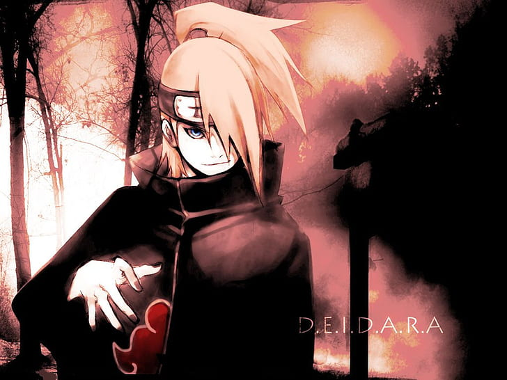 Akatsuki Hd Wallpapers Posted By Ethan Walker