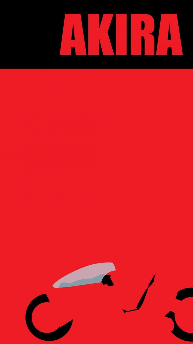 Akira Phone Wallpaper Posted By Ethan Peltier