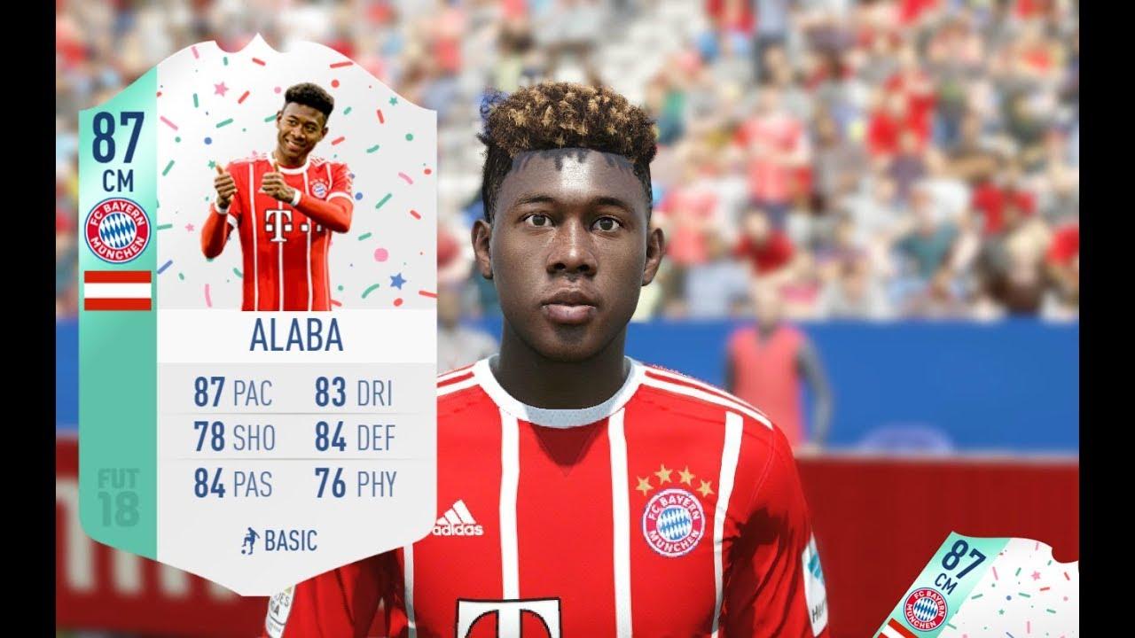 Alaba Fifa 21 Card - Sport Fifa 20 Final Ucl Showdown ...