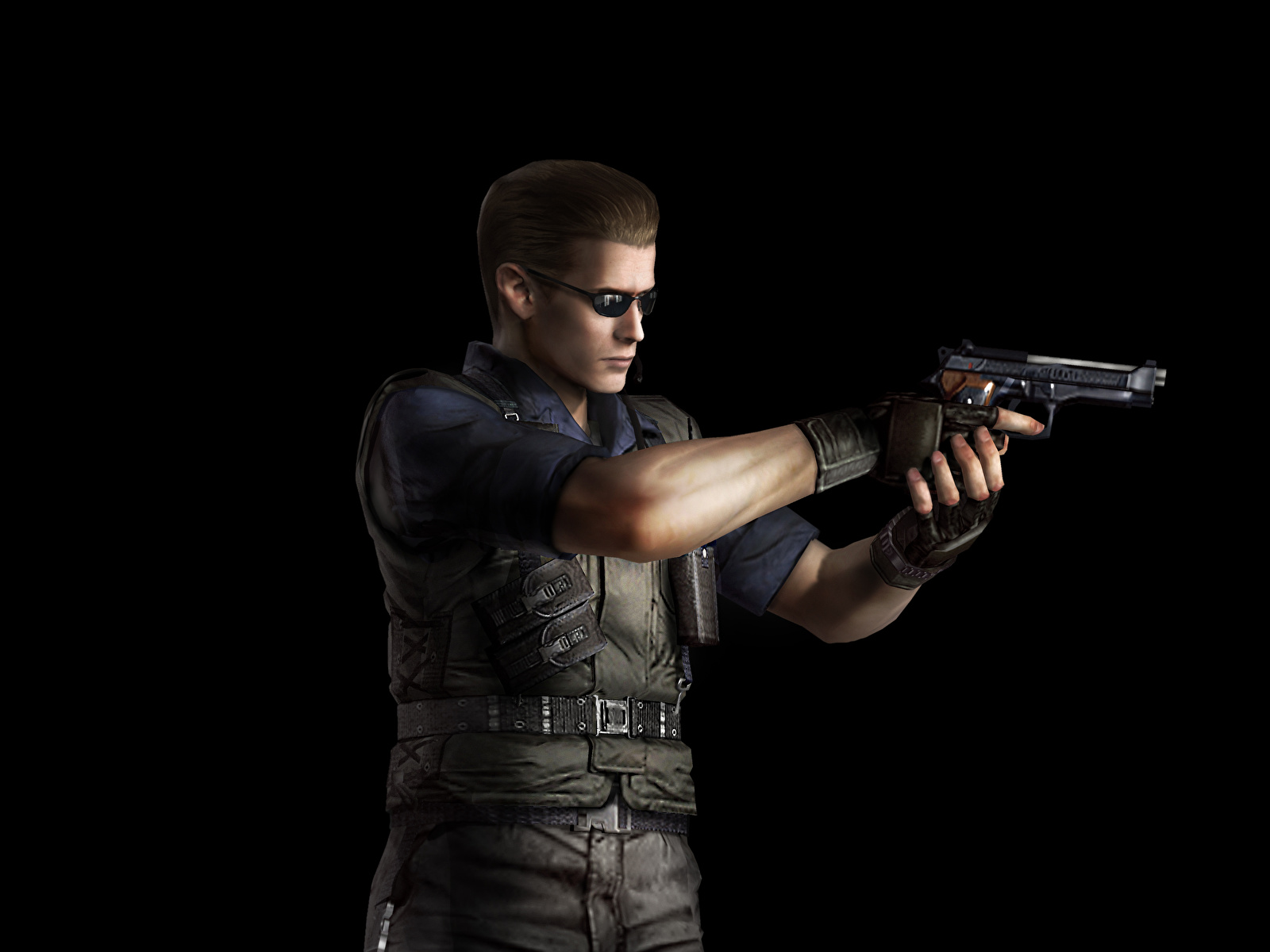 Albert Wesker Wallpaper Posted By Ethan Sellers