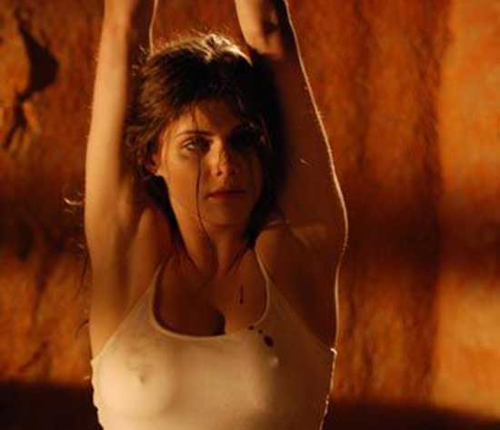Alexandra Daddario Tank Top posted by John Walker