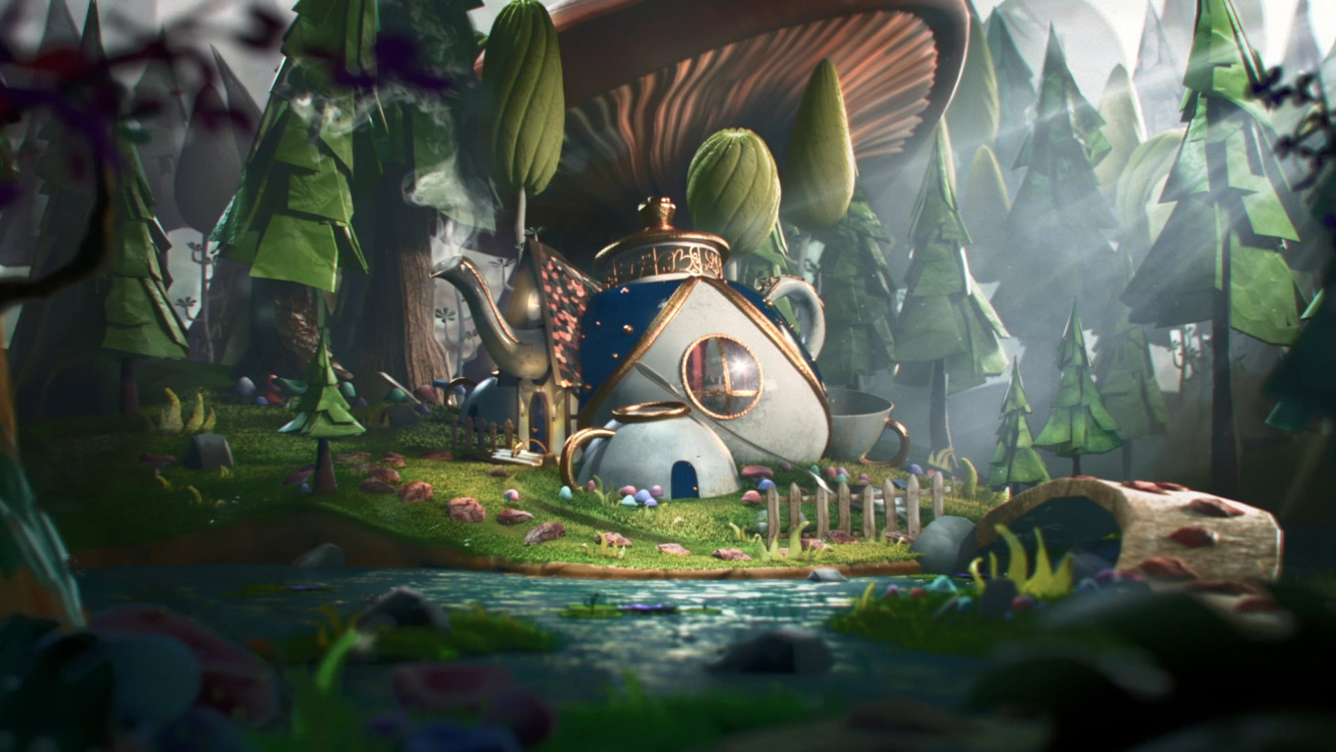 Alice In Wonderland Wallpapers Posted By Christopher Anderson